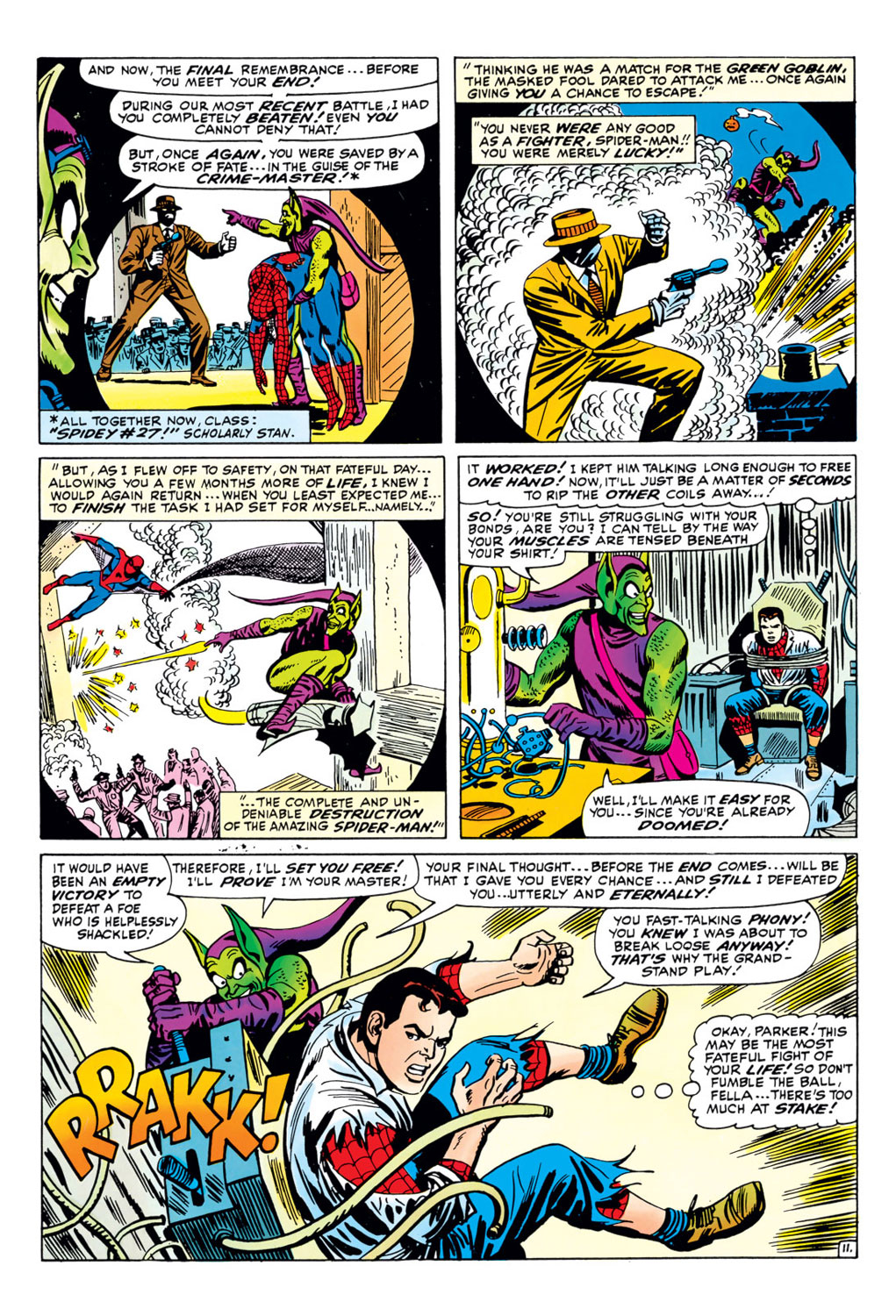 The Amazing Spider-Man (1963) 40 Page 11