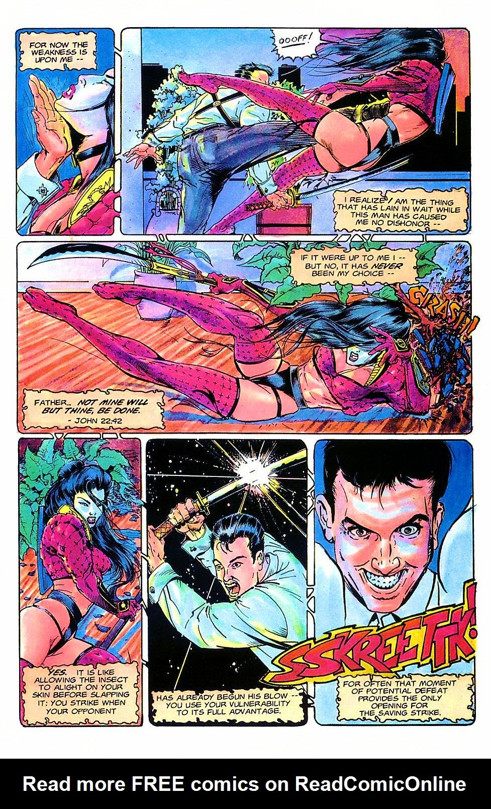 Read online Shi: The Way of the Warrior comic -  Issue #2 - 26