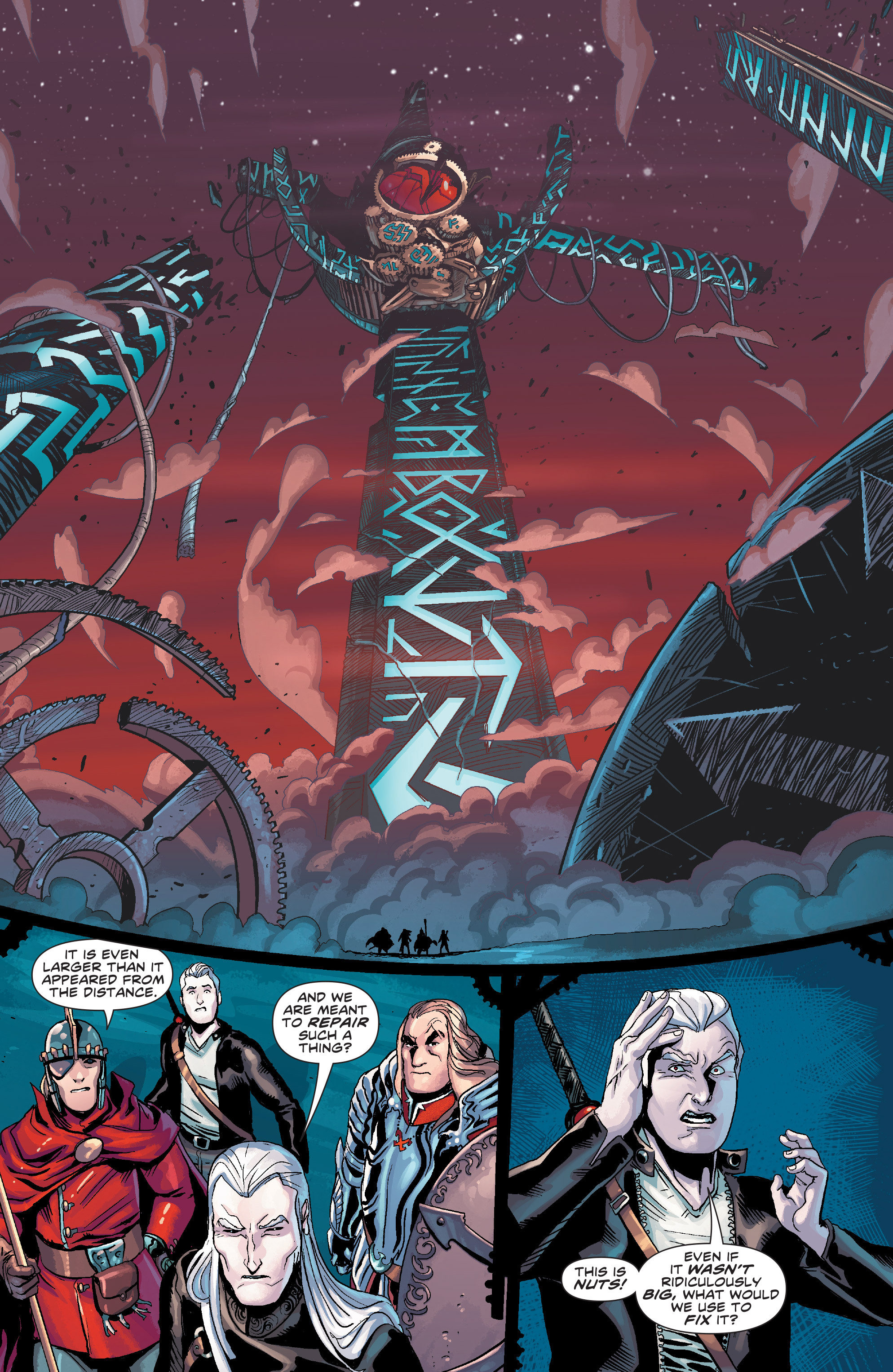 Read online Elric: The Balance Lost comic -  Issue # TPB 3 - 55
