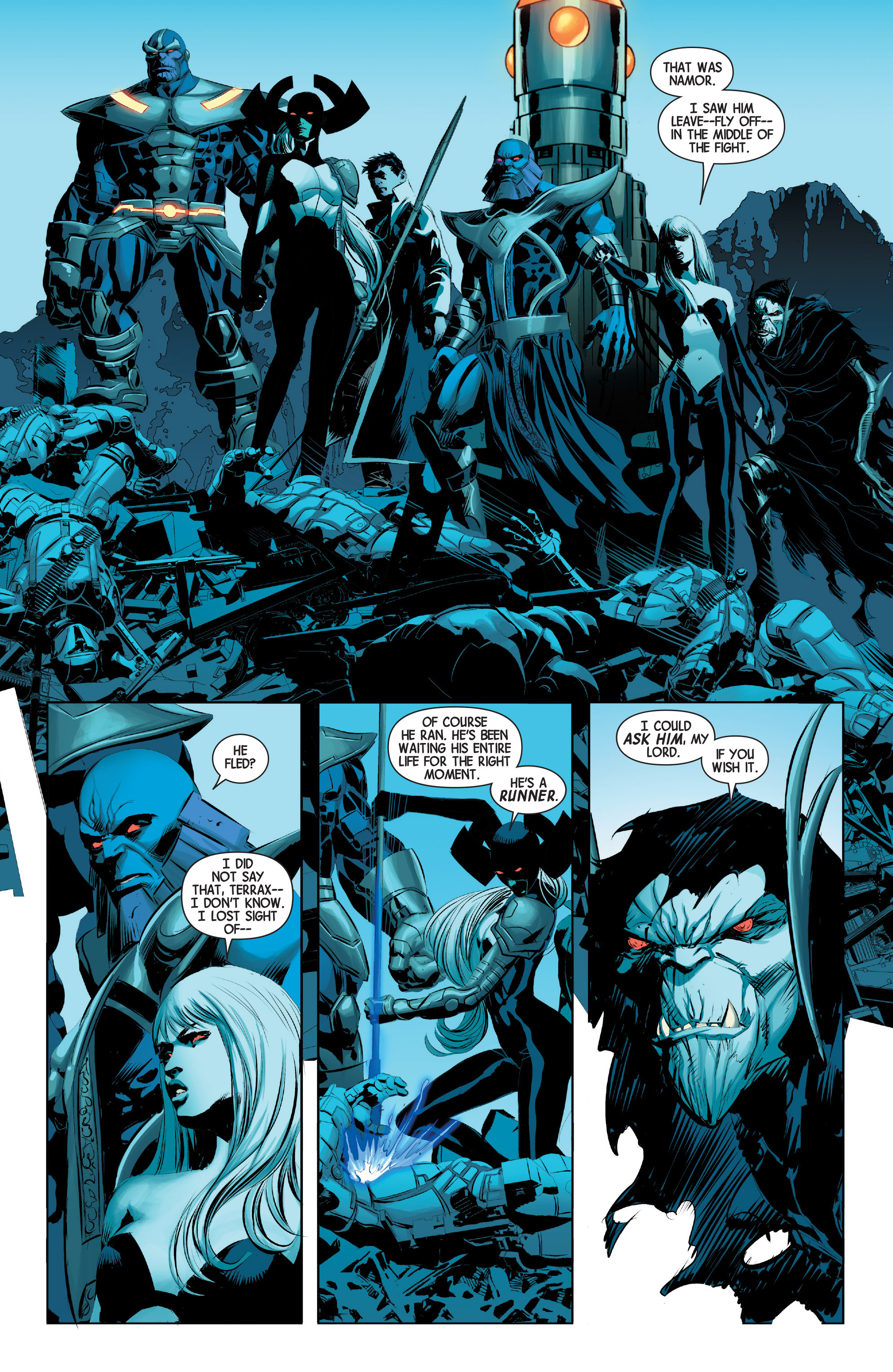 Read online Avengers (2013) comic -  Issue #41 - 17