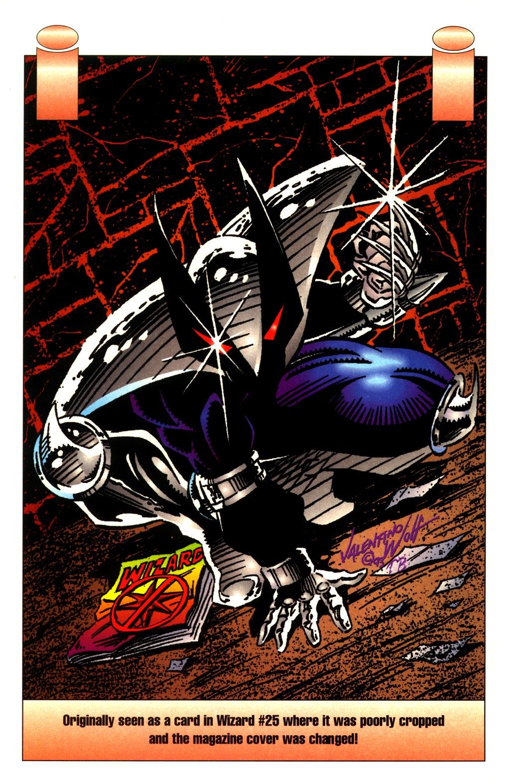 Read online ShadowHawk comic -  Issue #10 - 30