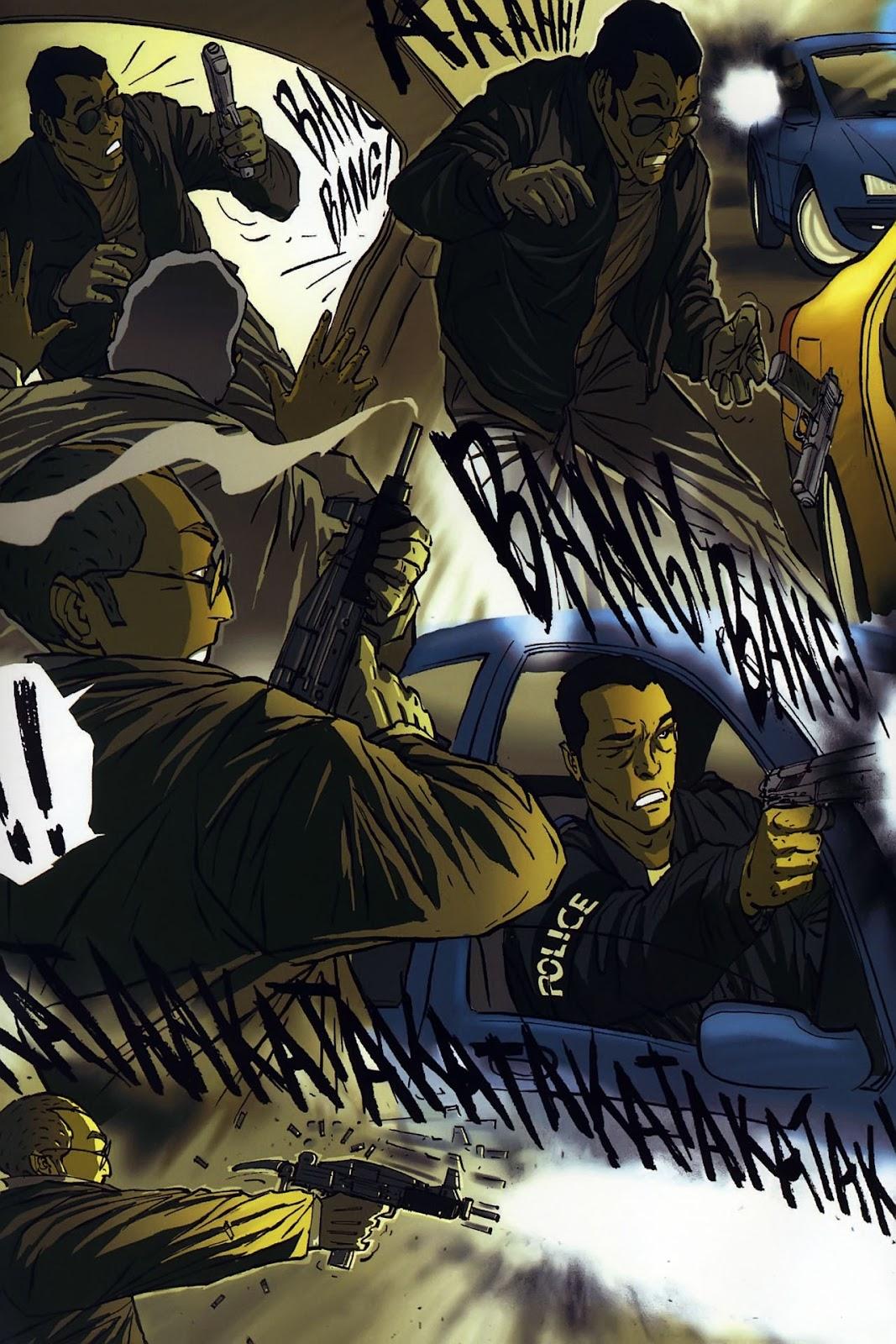Read online The Killer comic -  Issue #8 - 19