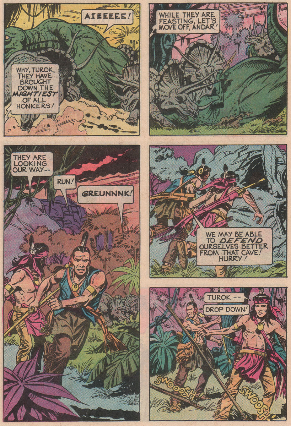 Read online Turok, Son of Stone comic -  Issue #113 - 26