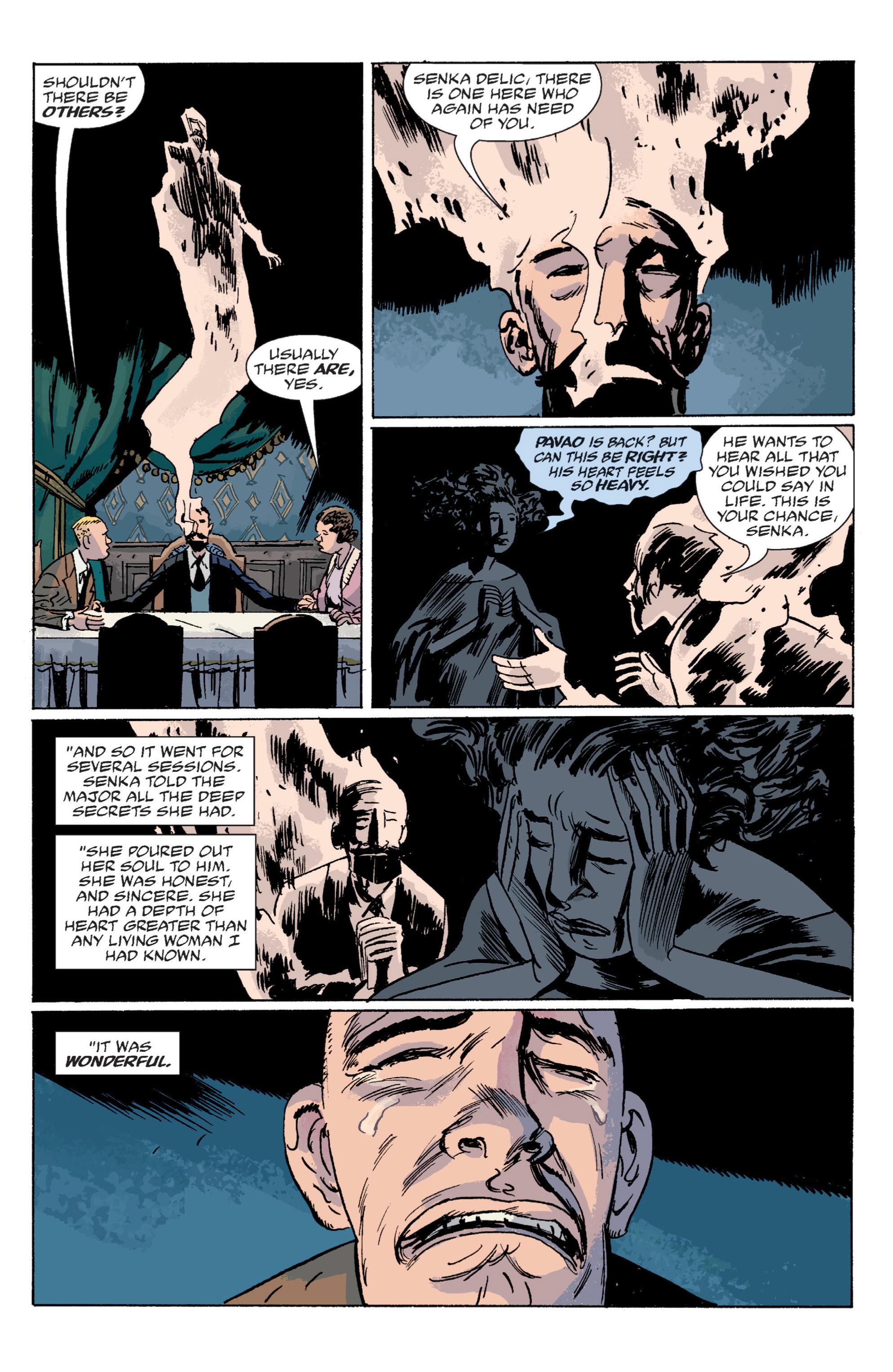Read online B.P.R.D. (2003) comic -  Issue # TPB 6 - 74
