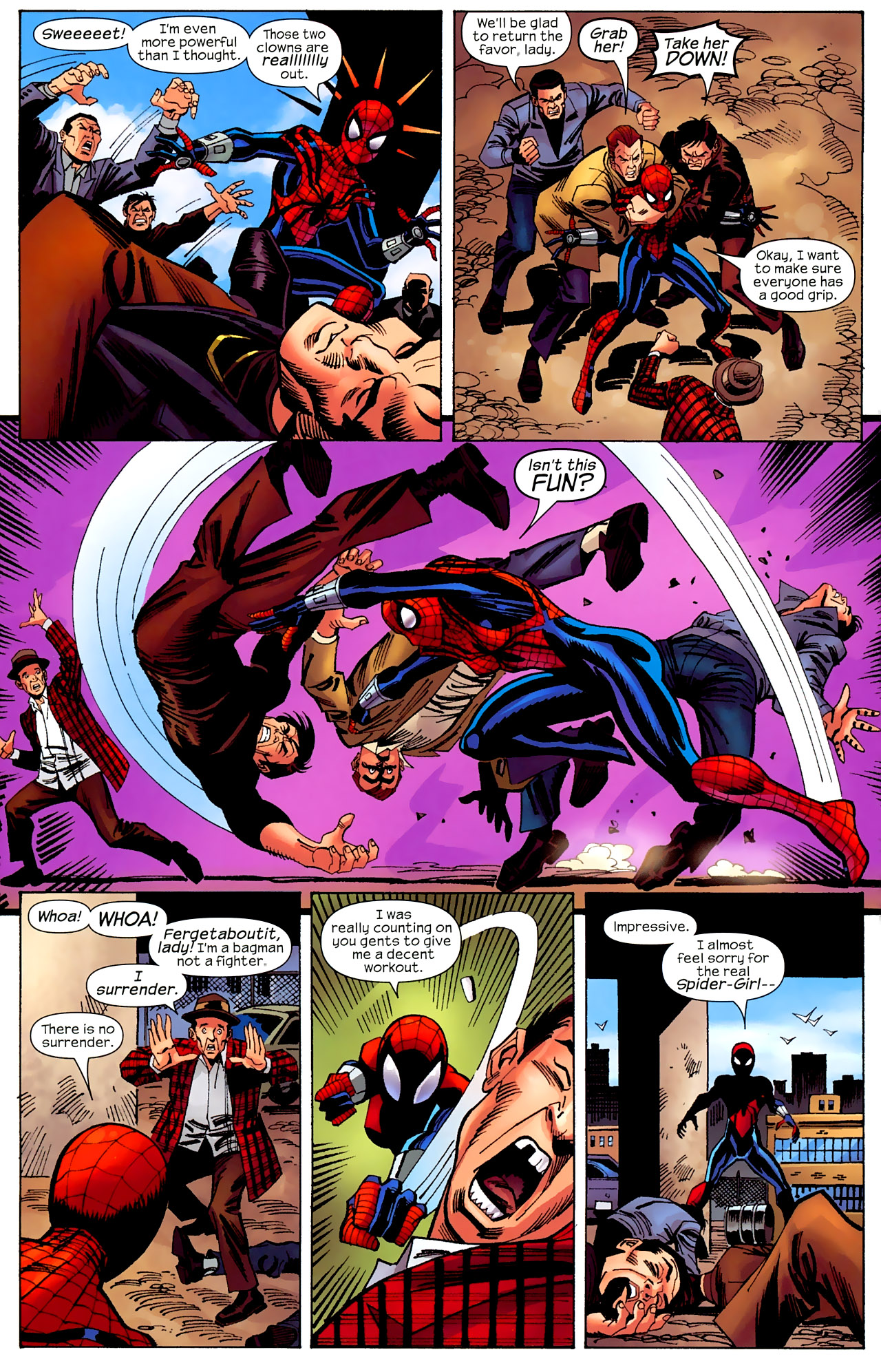 Read online Amazing Spider-Girl comic -  Issue #26 - 14