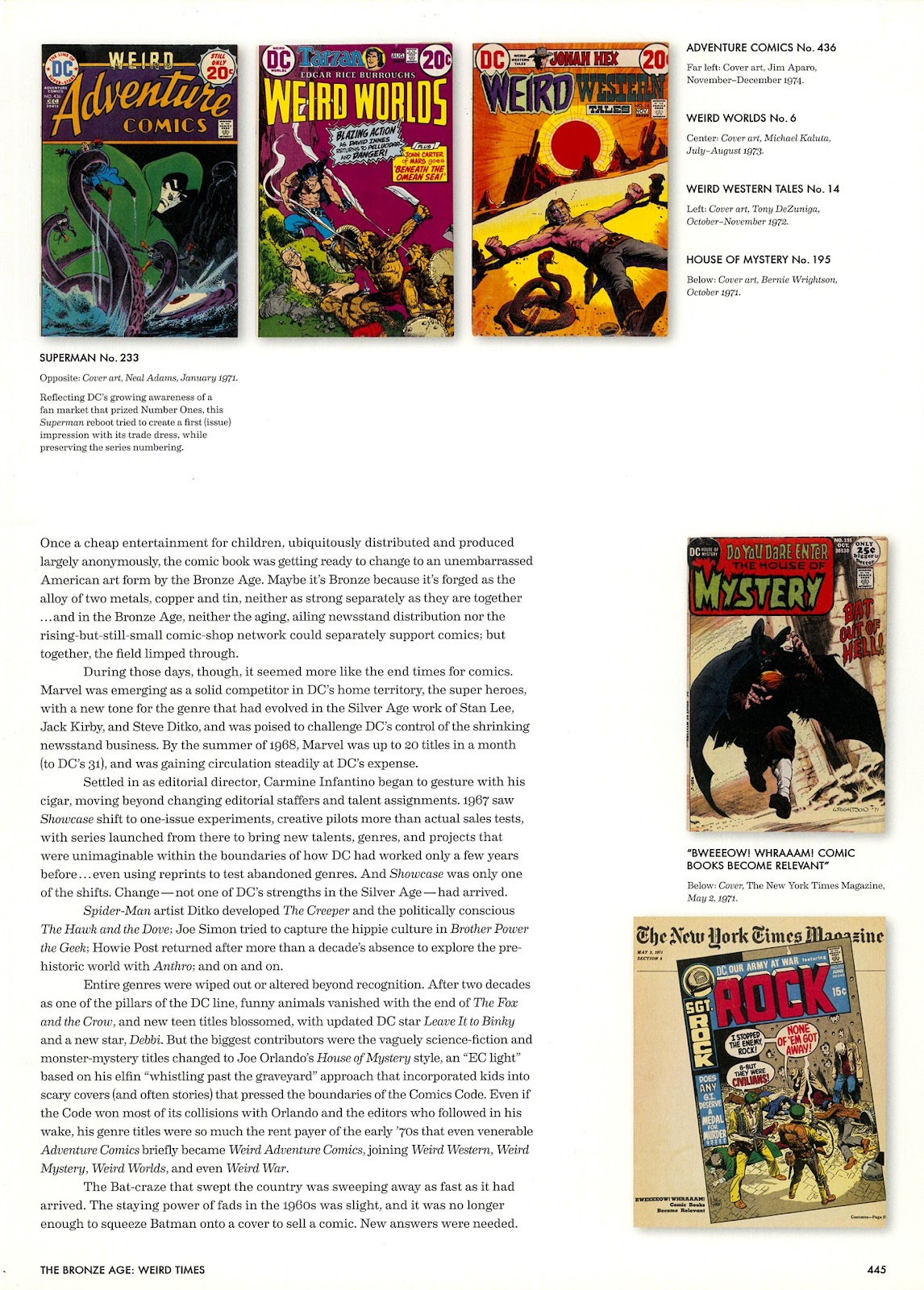 Read online 75 Years Of DC Comics comic -  Issue # TPB (Part 5) - 61