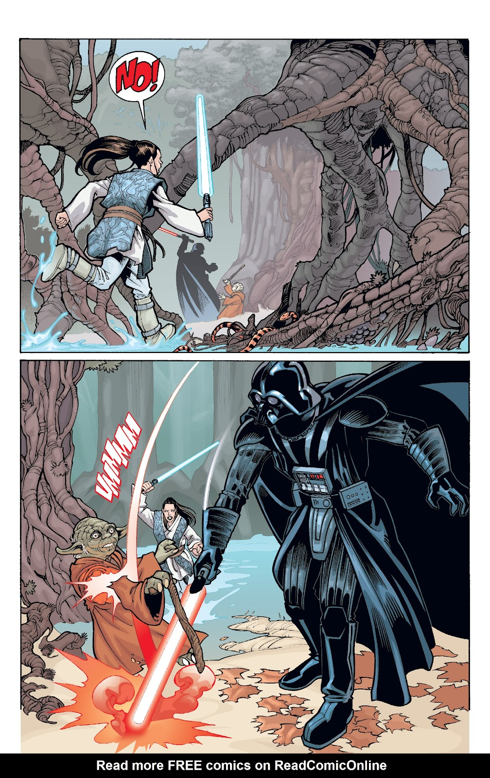 Read online Star Wars Legends: Infinities - Epic Collection comic -  Issue # TPB (Part 2) - 89
