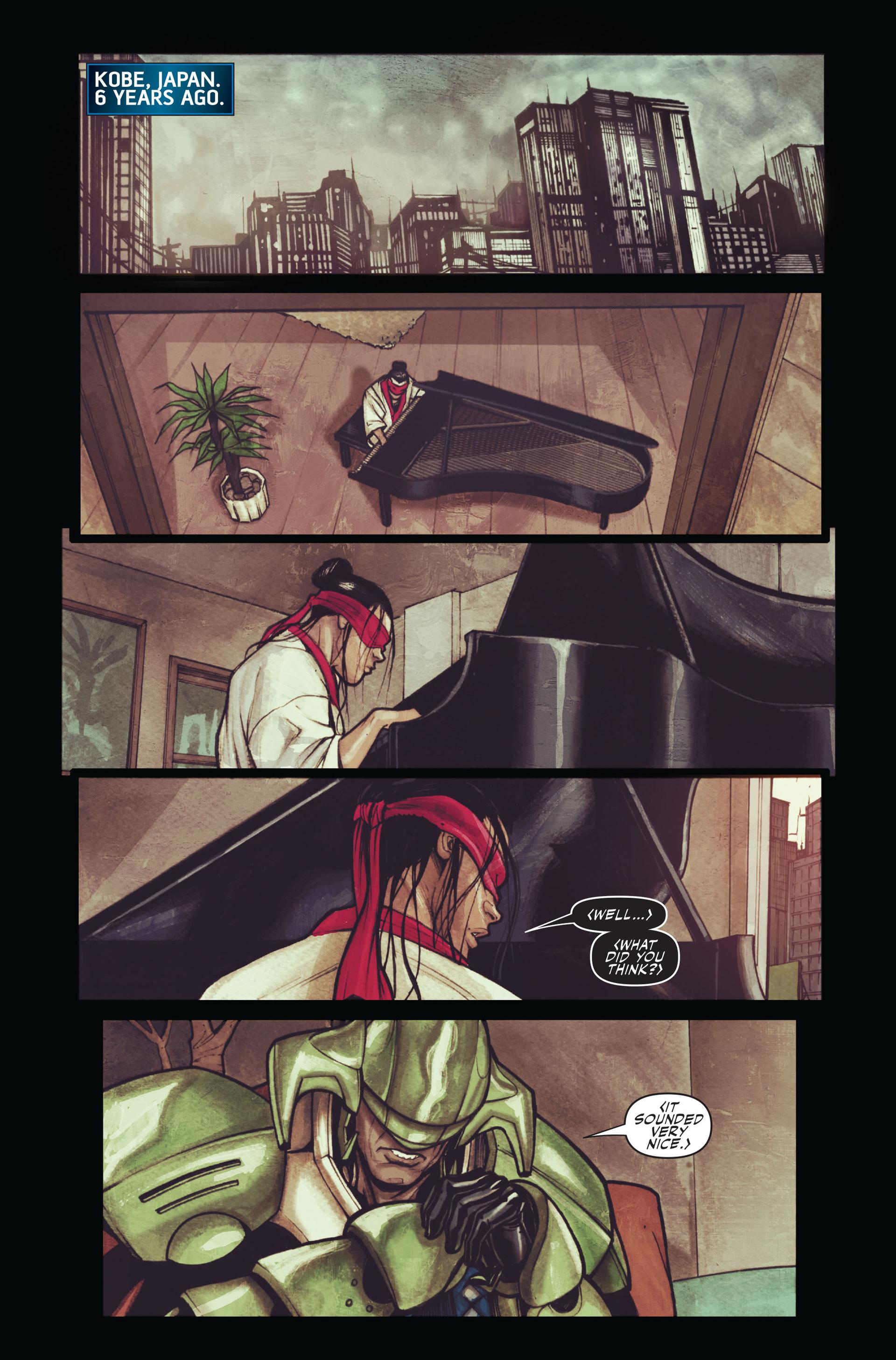 Read online Secret Warriors comic -  Issue #11 - 13