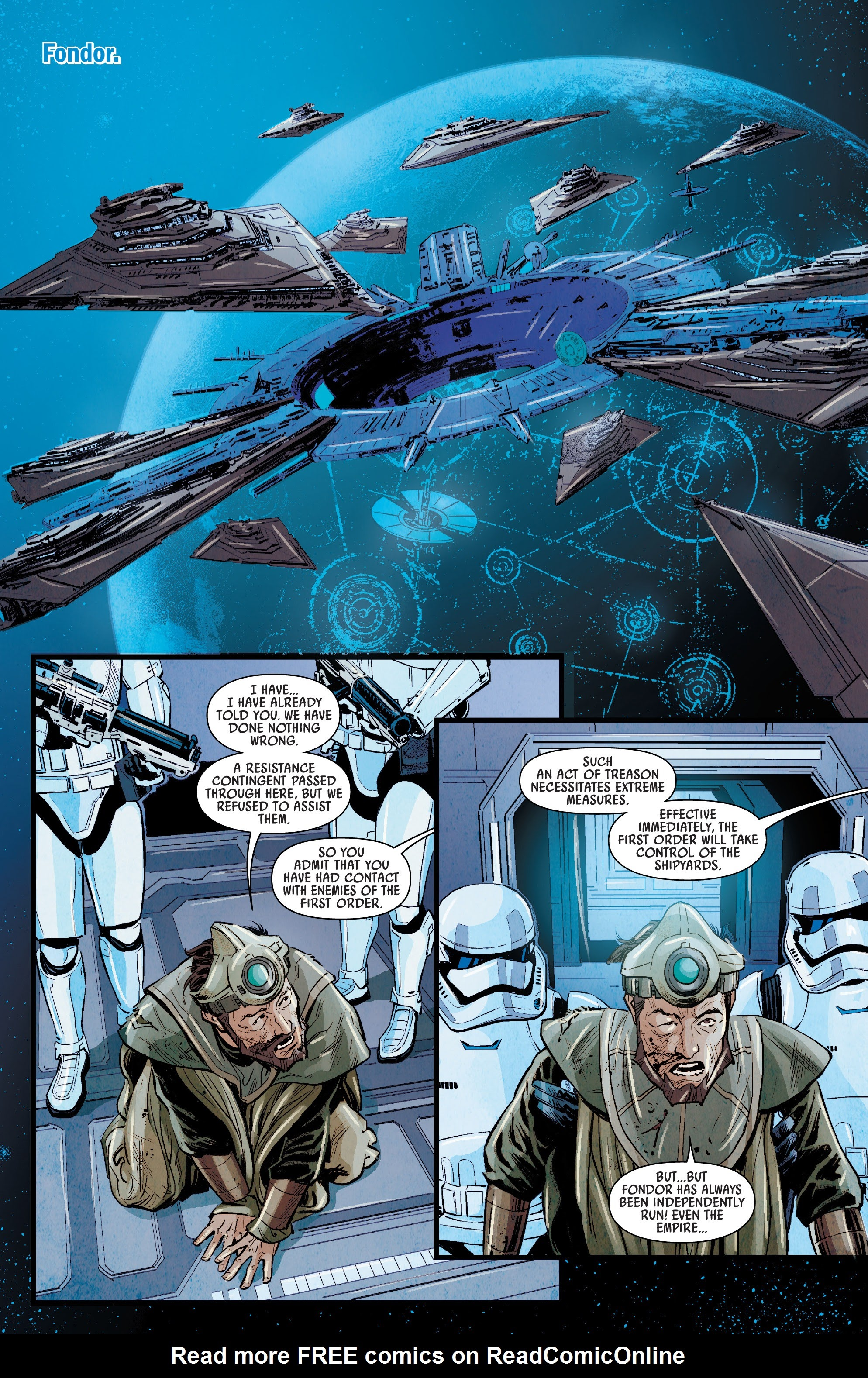 Journey To Star Wars The Rise Of Skywalker Allegiance 2 Read Journey To Star Wars The Rise Of Skywalker Allegiance Issue 2 Page 11