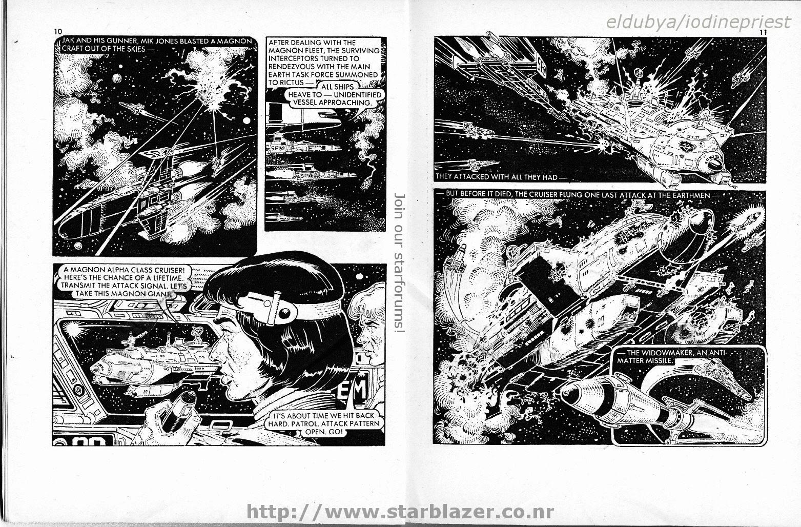 Starblazer issue 107 - Page 7