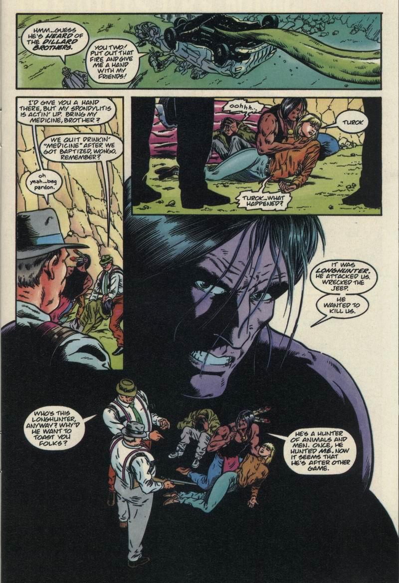 Read online Turok, Dinosaur Hunter (1993) comic -  Issue #21 - 10