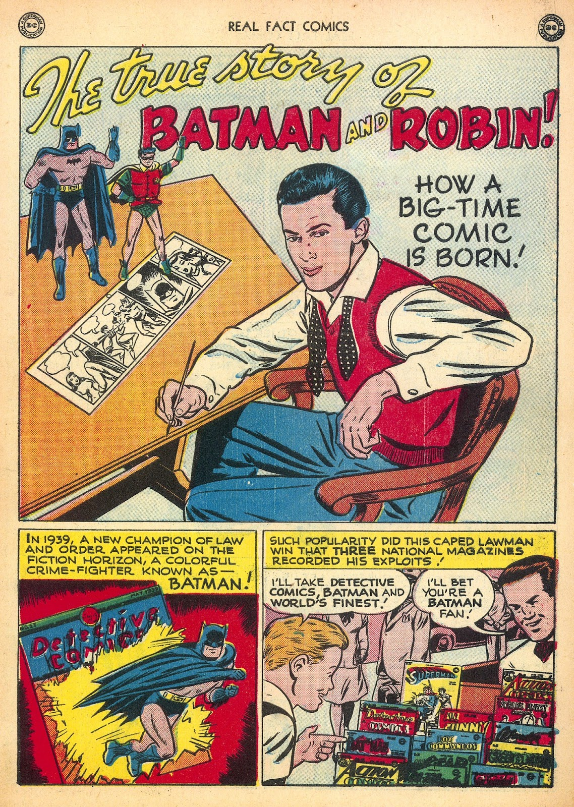 Read online 75 Years Of DC Comics comic -  Issue # TPB (Part 2) - 18