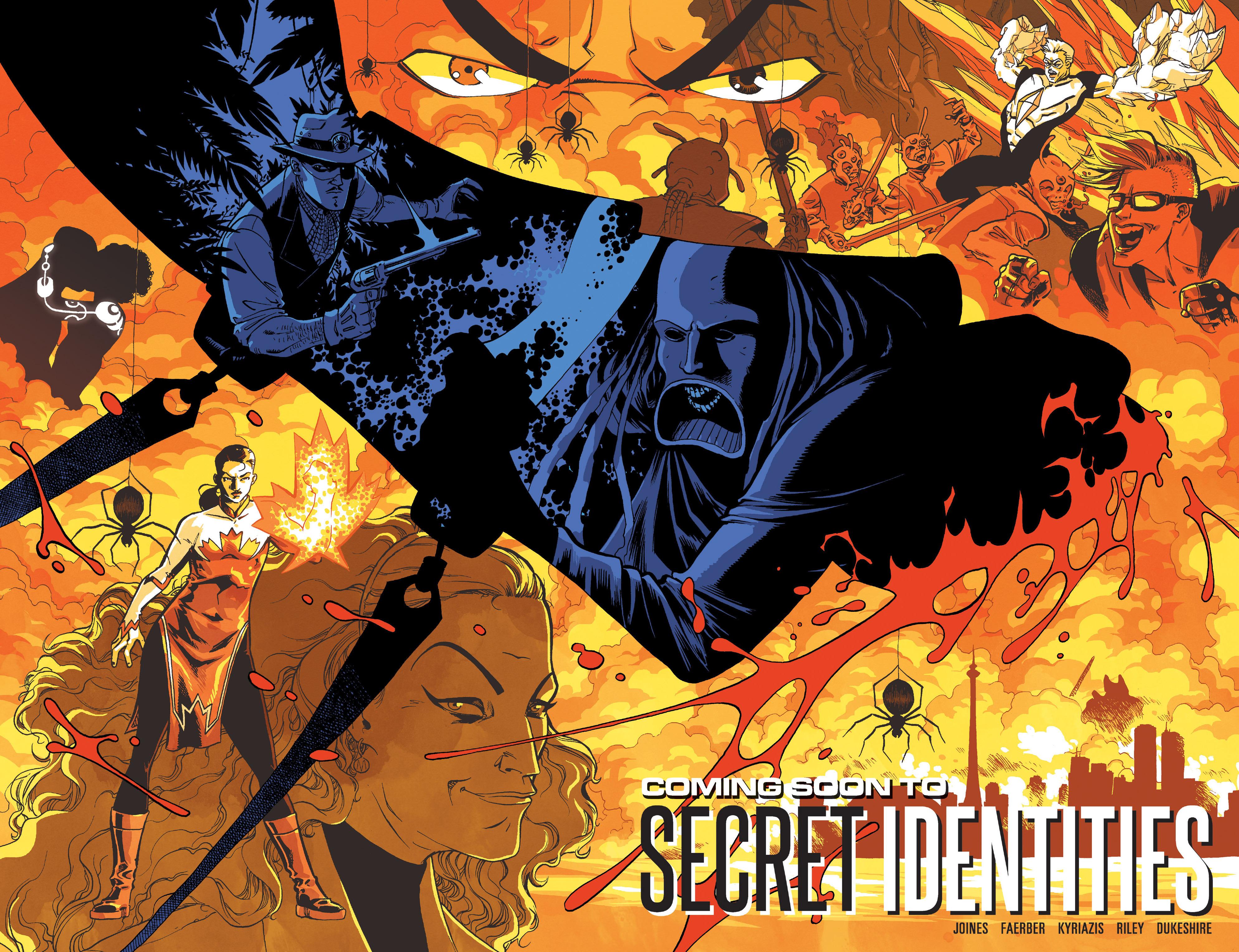 Read online Secret Identities comic -  Issue #5 - 24