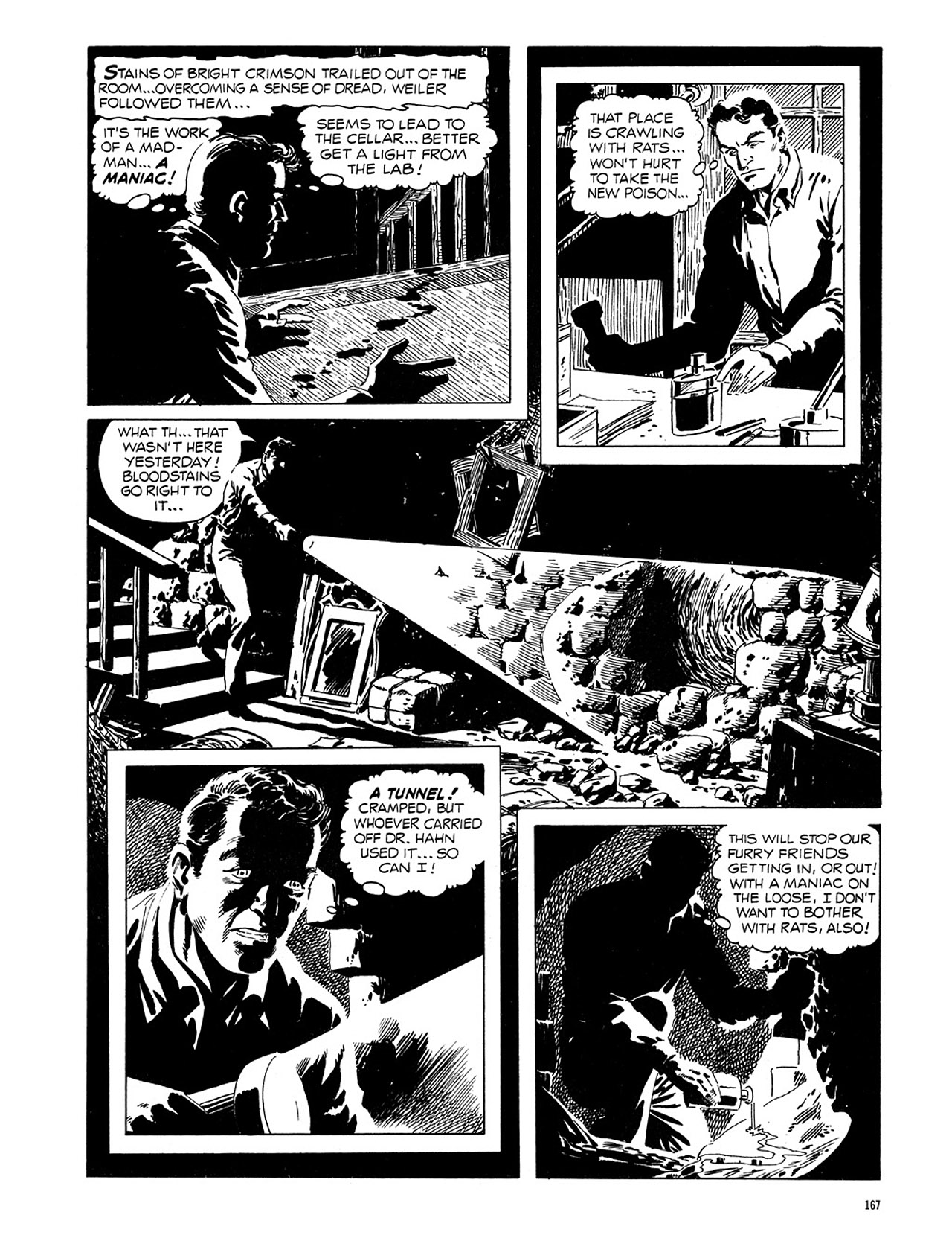 Read online Eerie Archives comic -  Issue # TPB 1 - 168