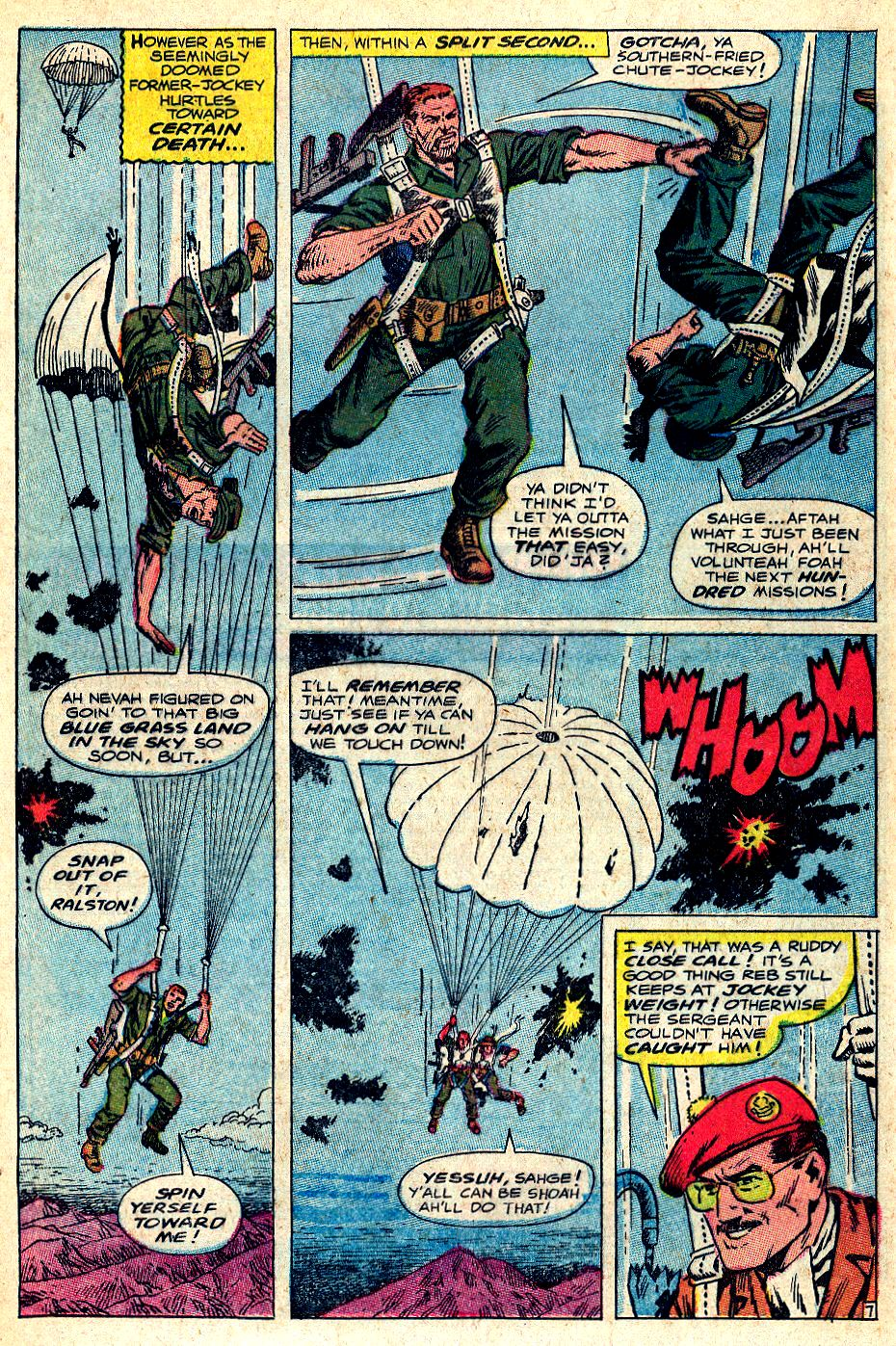 Read online Sgt. Fury comic -  Issue #53 - 12