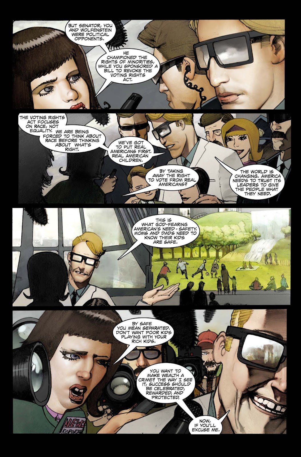 13 Coins issue TPB - Page 29