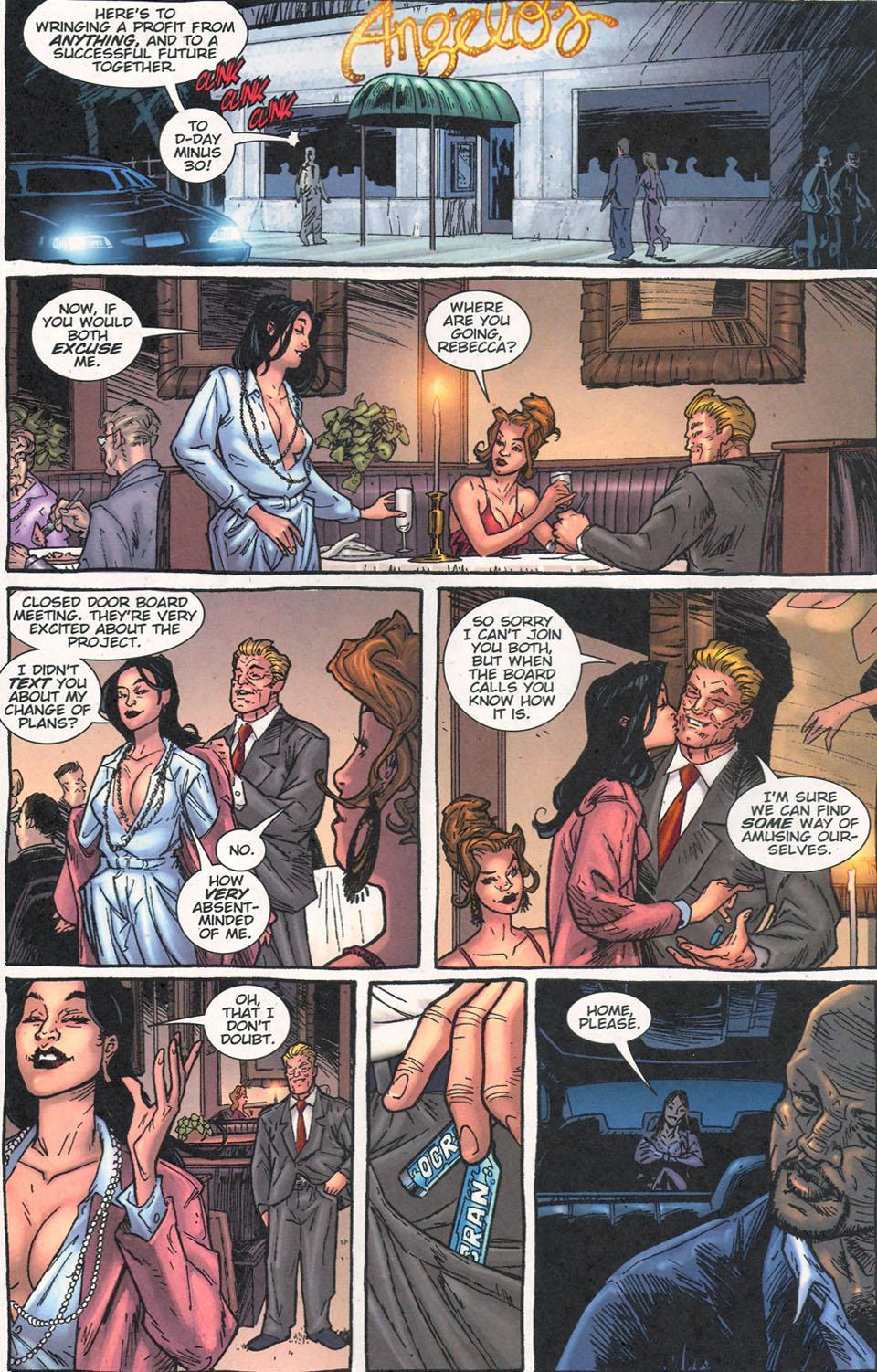 Read online The Exterminators comic -  Issue #15 - 15