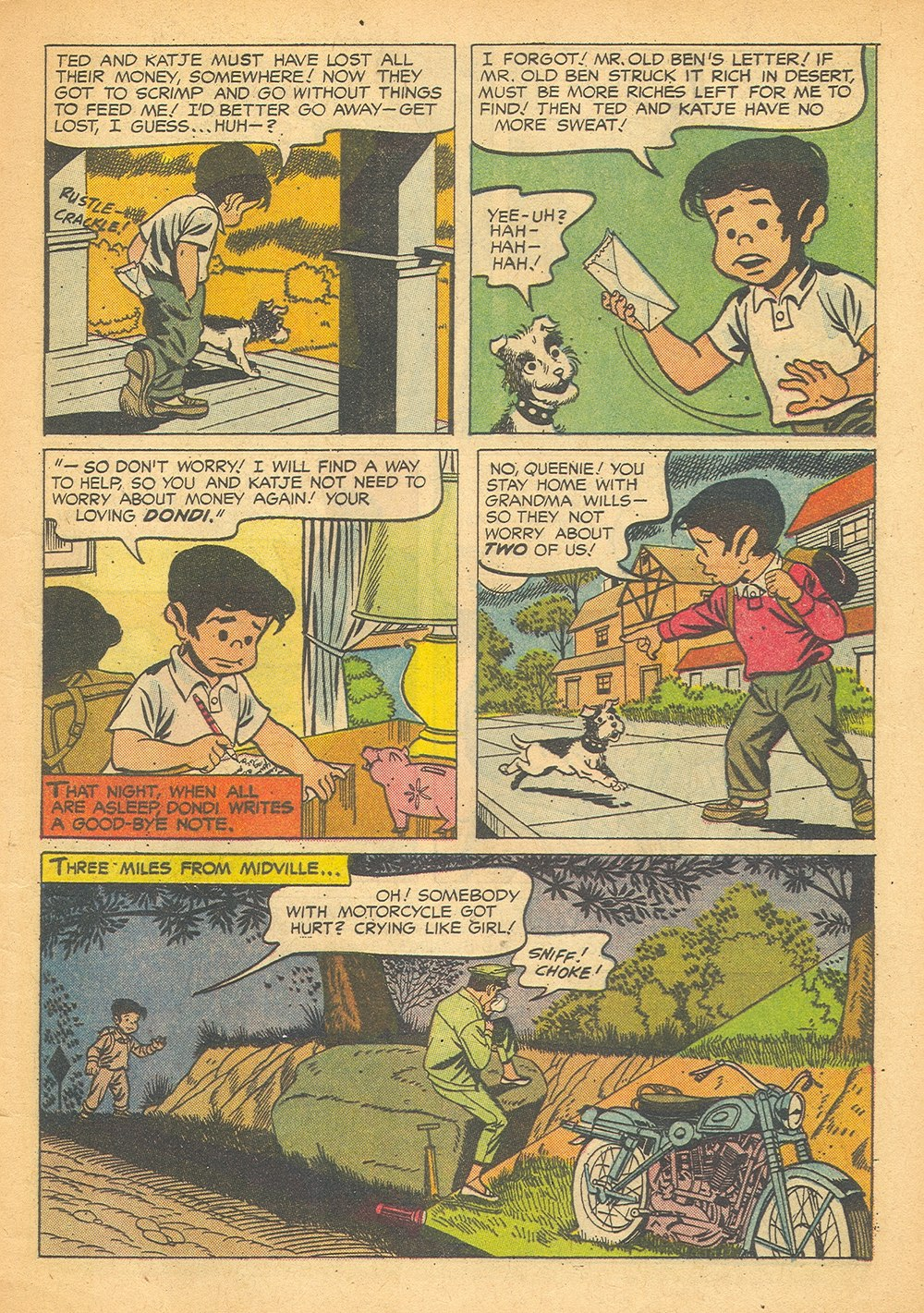 Four Color Comics issue 1276 - Page 5