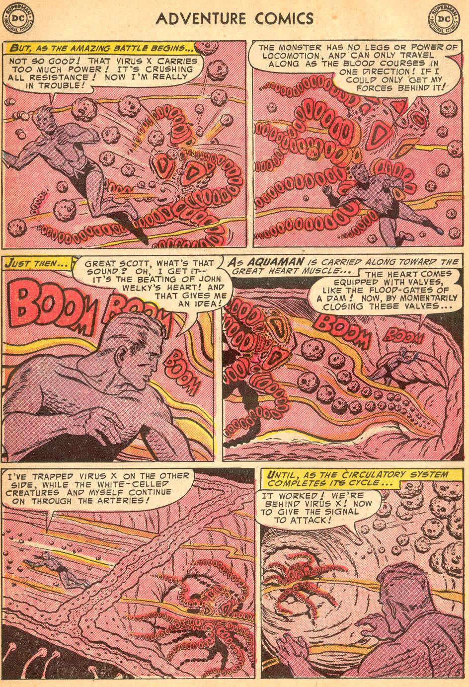 Read online Adventure Comics (1938) comic -  Issue #200 - 20