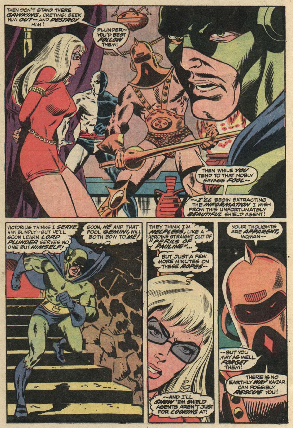Read online Astonishing Tales (1970) comic -  Issue #19 - 14