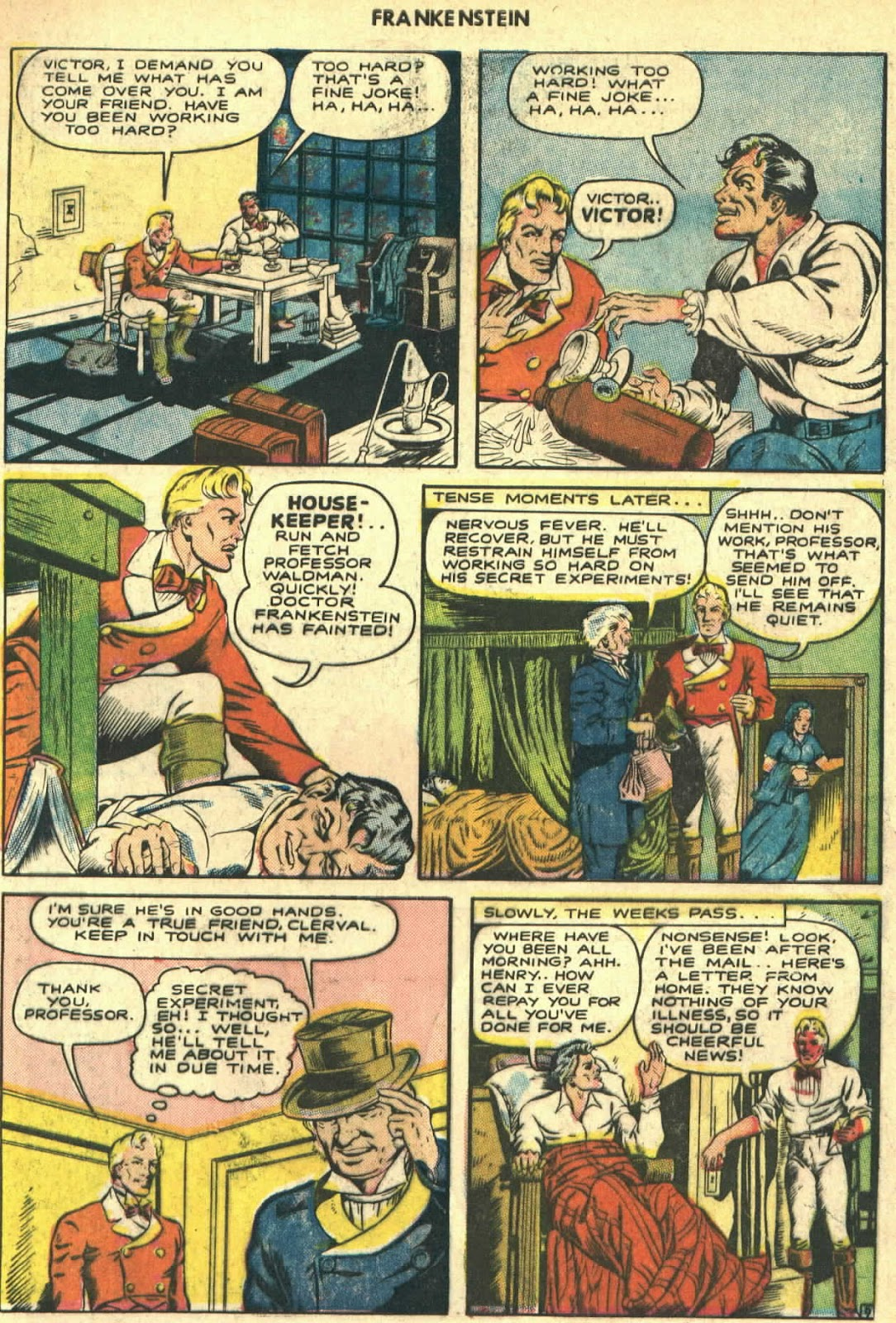 Classics Illustrated issue 26 - Page 11