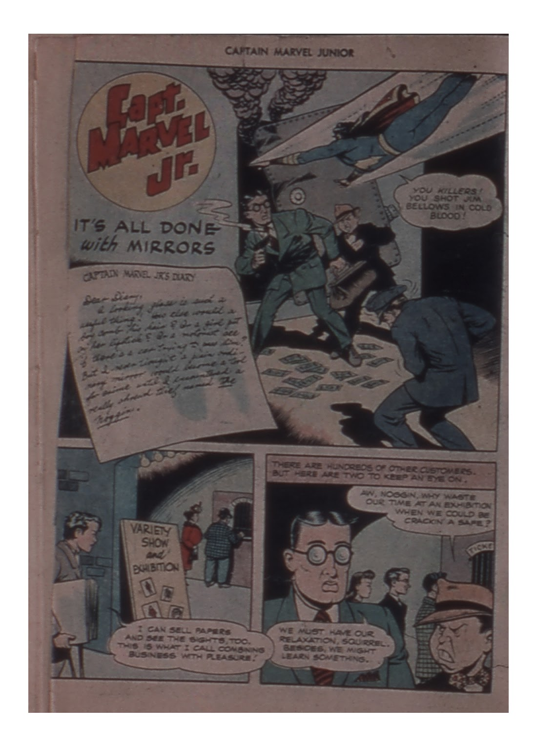 Captain Marvel, Jr. issue 58 - Page 26