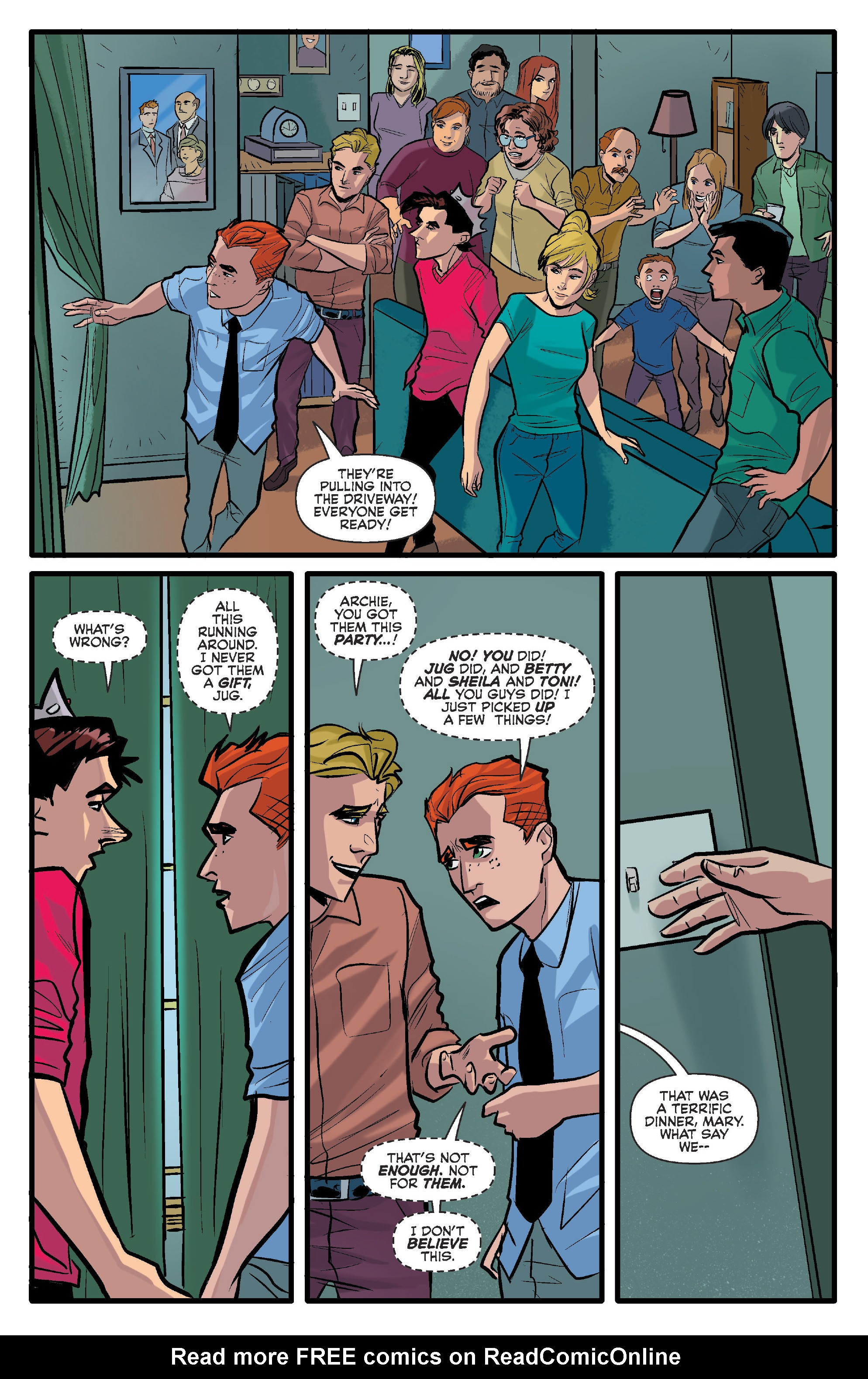 Read online Archie (2015) comic -  Issue #15 - 9