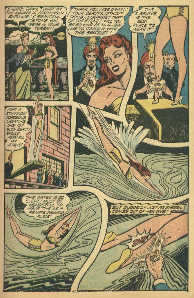 Read online All-Winners Comics comic -  Issue #14 - 4
