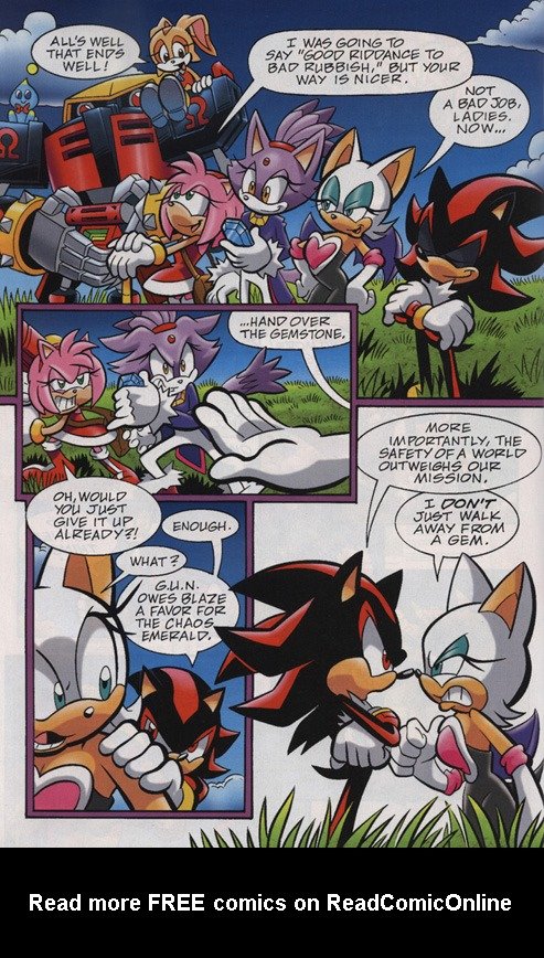 Read online Sonic Universe comic -  Issue #24 - 20