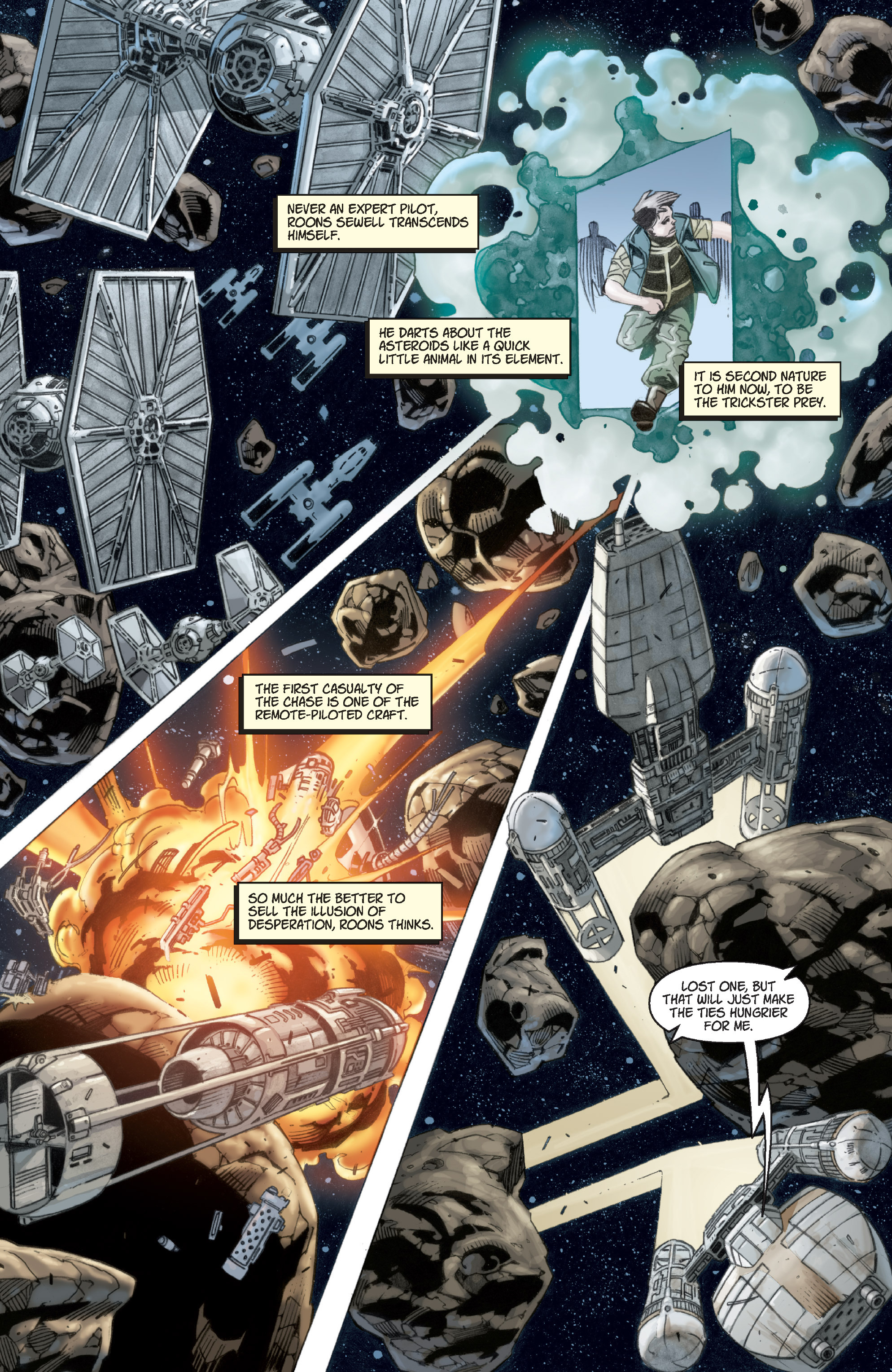 Read online Star Wars Omnibus comic -  Issue # Vol. 17 - 188