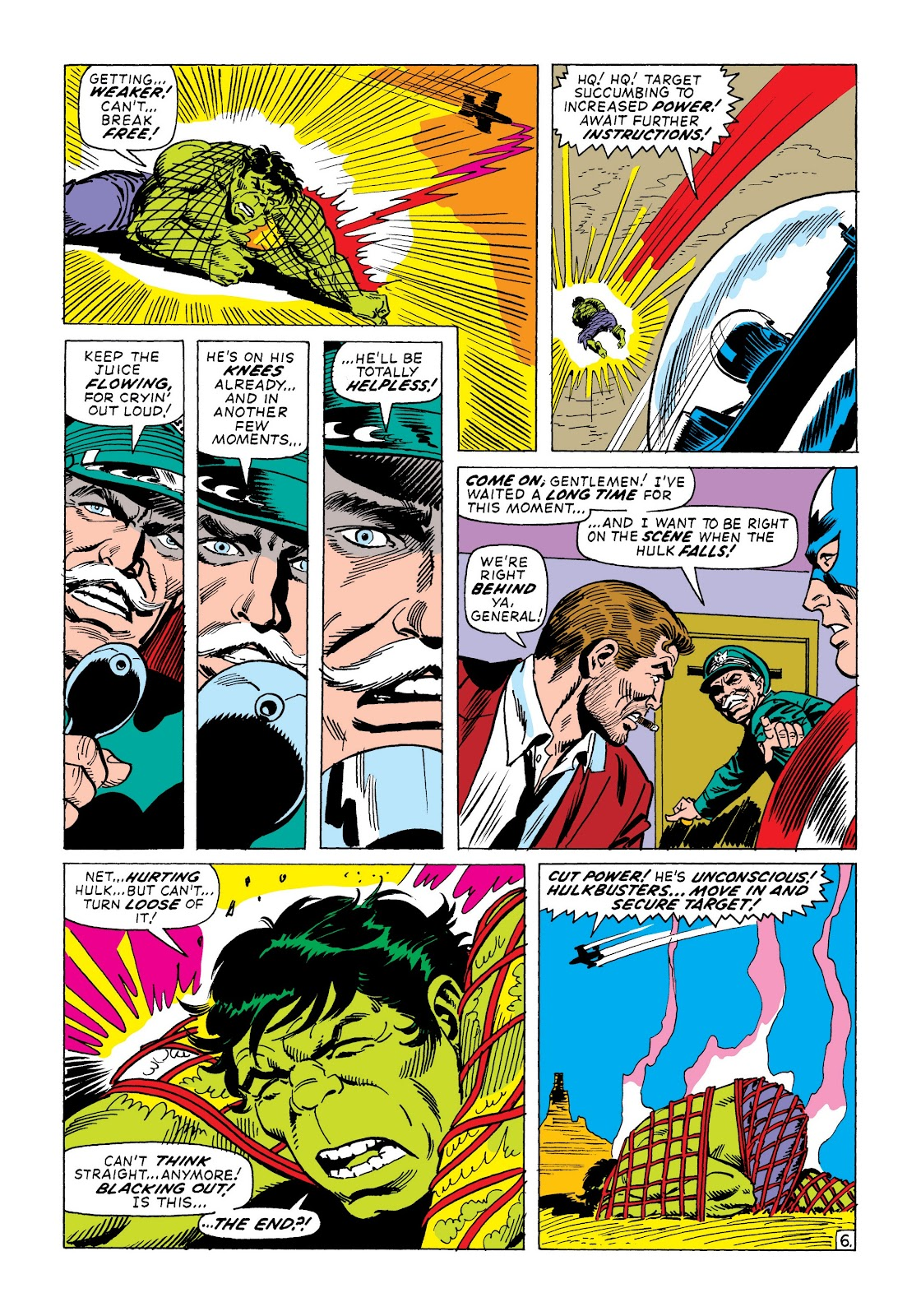 Read online Marvel Masterworks: The Incredible Hulk comic -  Issue # TPB 8 (Part 2) - 80