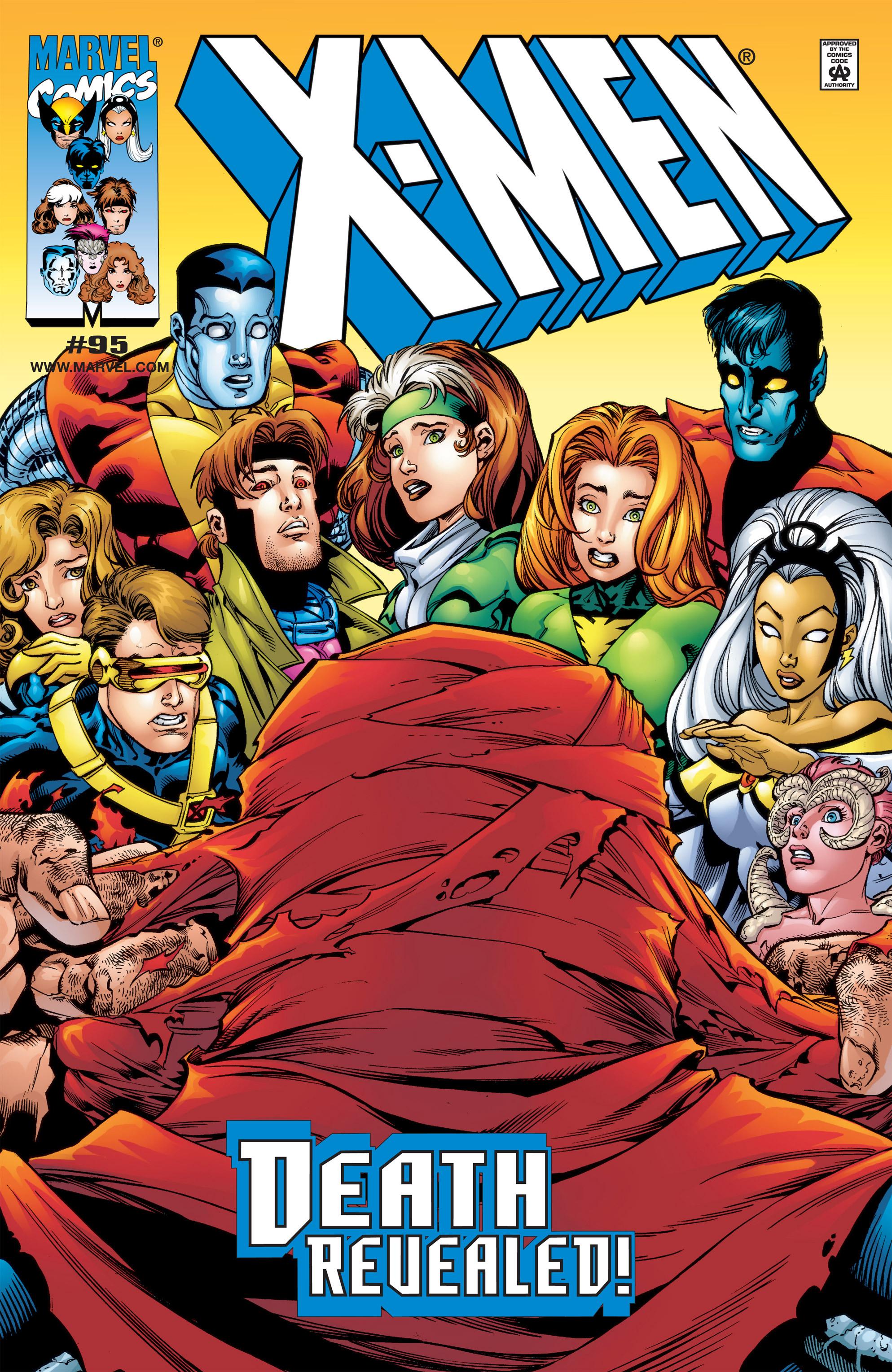 X-Men (1991) 95 Page 0