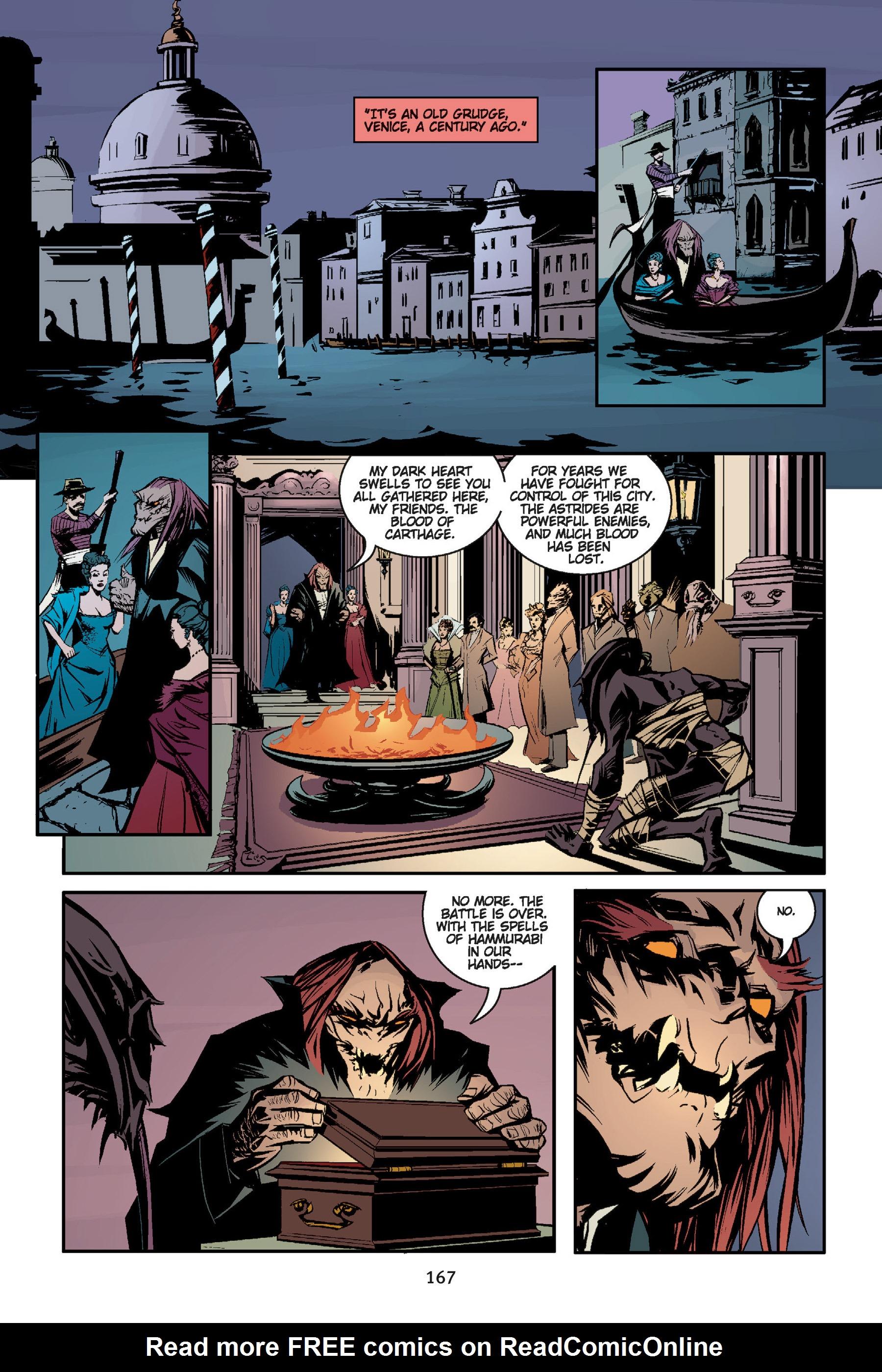 Read online Buffy the Vampire Slayer: Omnibus comic -  Issue # TPB 5 - 167
