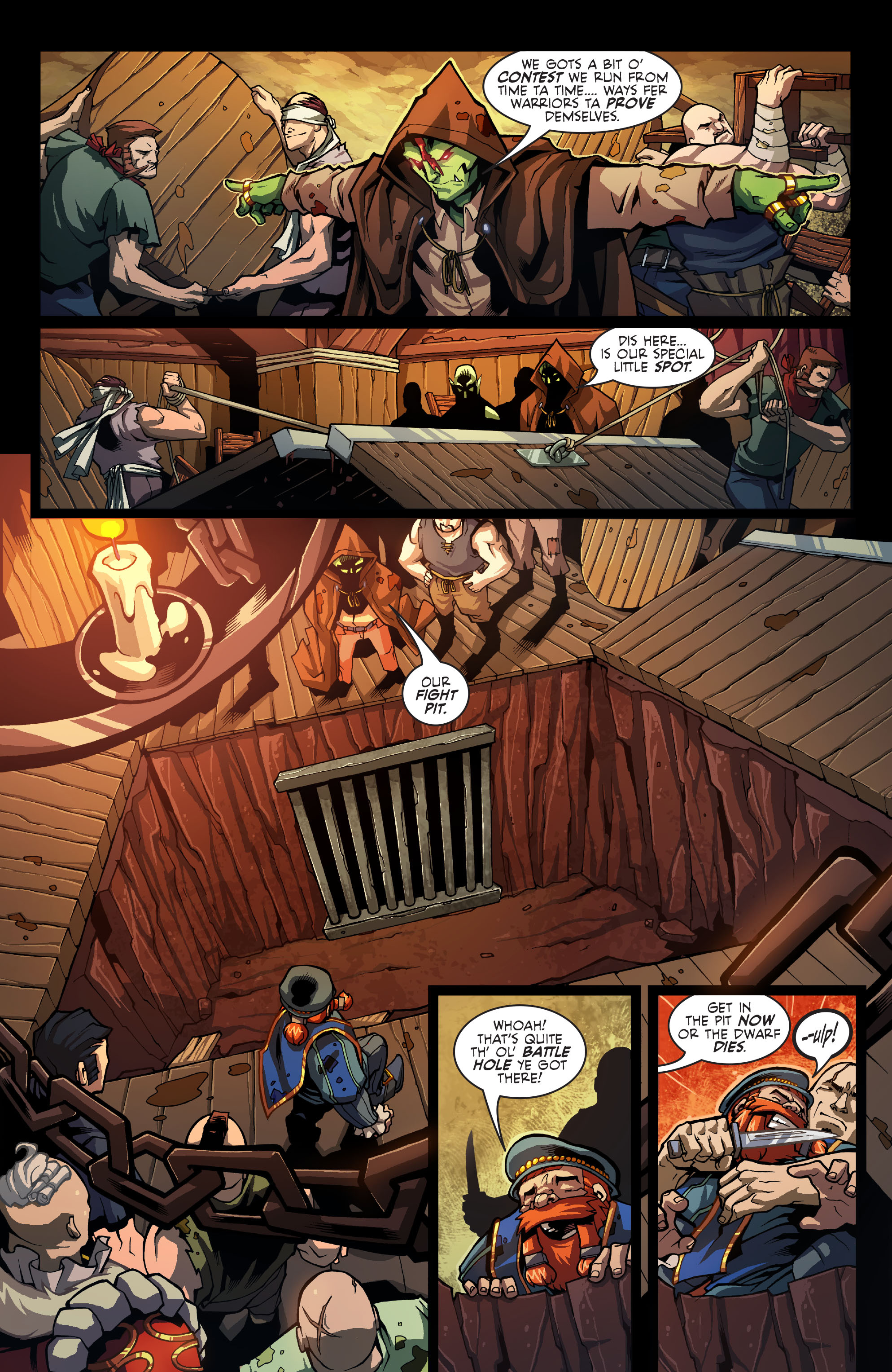 Read online Skullkickers comic -  Issue #8 - 20