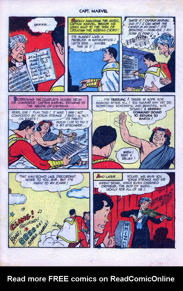 Captain Marvel Adventures issue 87 - Page 31