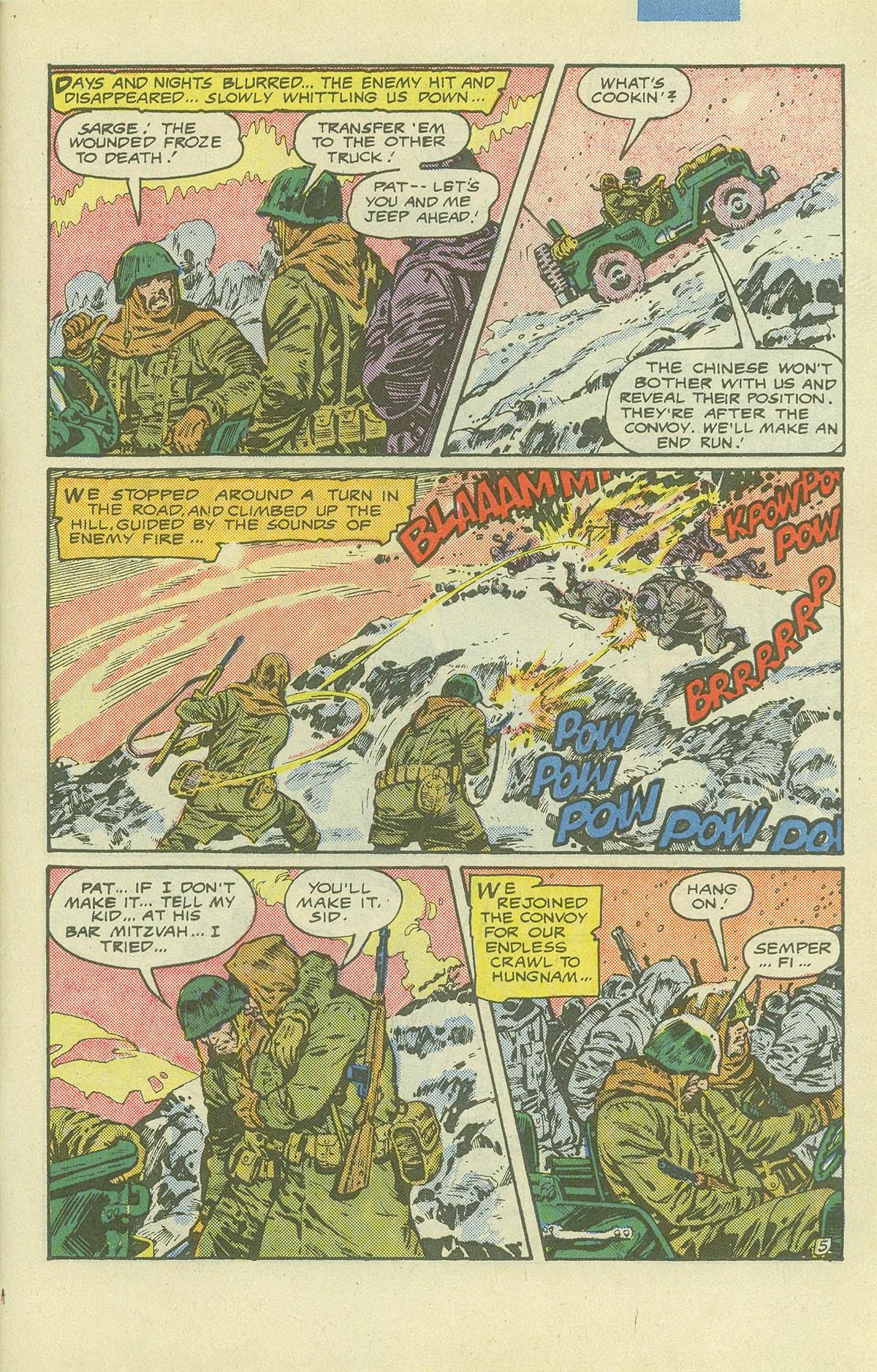 Read online Sgt. Rock comic -  Issue #411 - 30