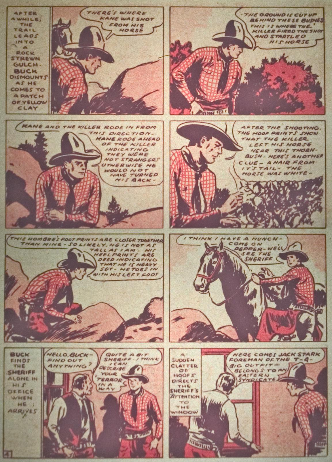 Read online Detective Comics (1937) comic -  Issue #27 - 20