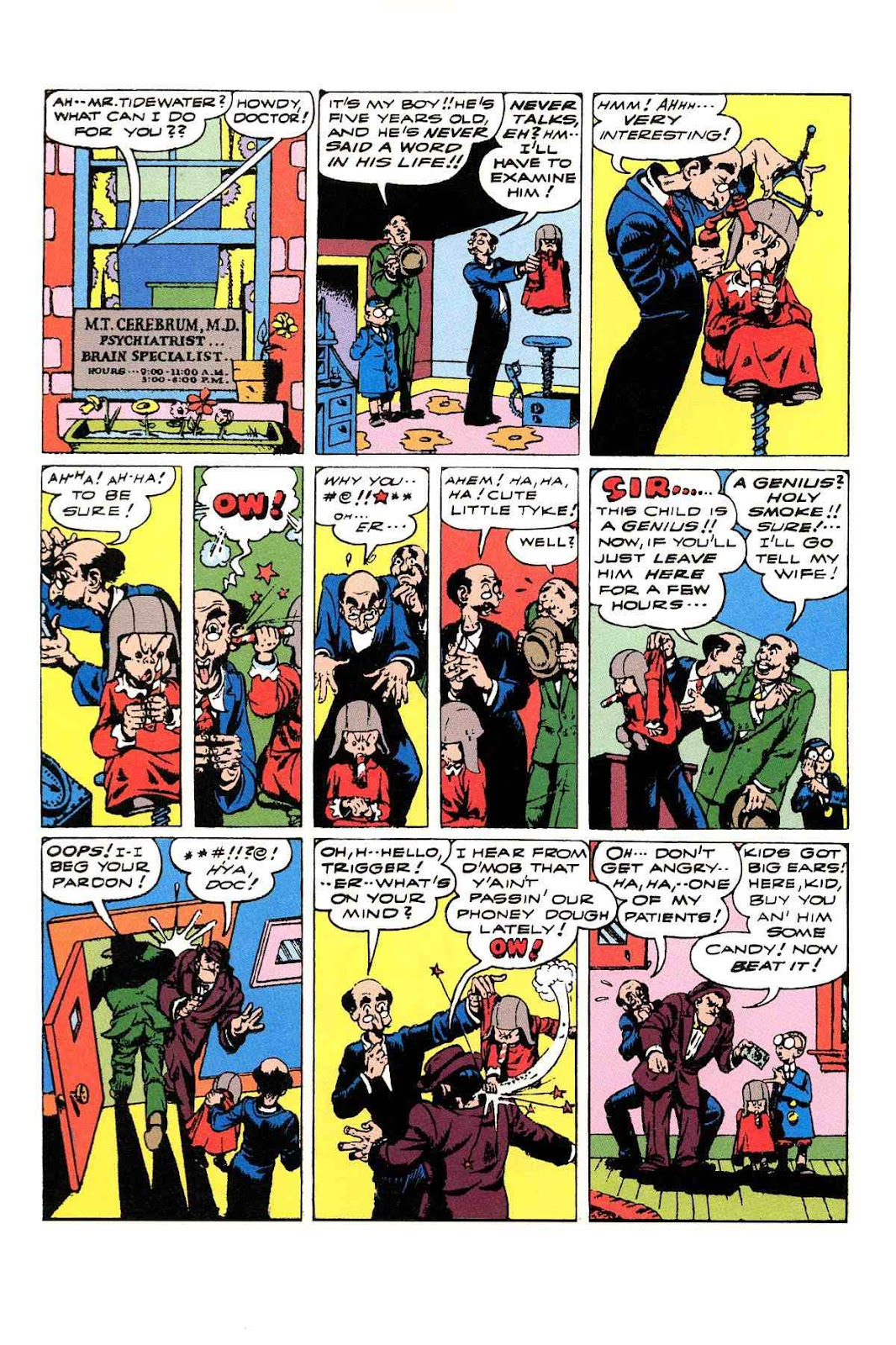 Read online Will Eisner's The Spirit Archives comic -  Issue # TPB 3 (Part 2) - 15