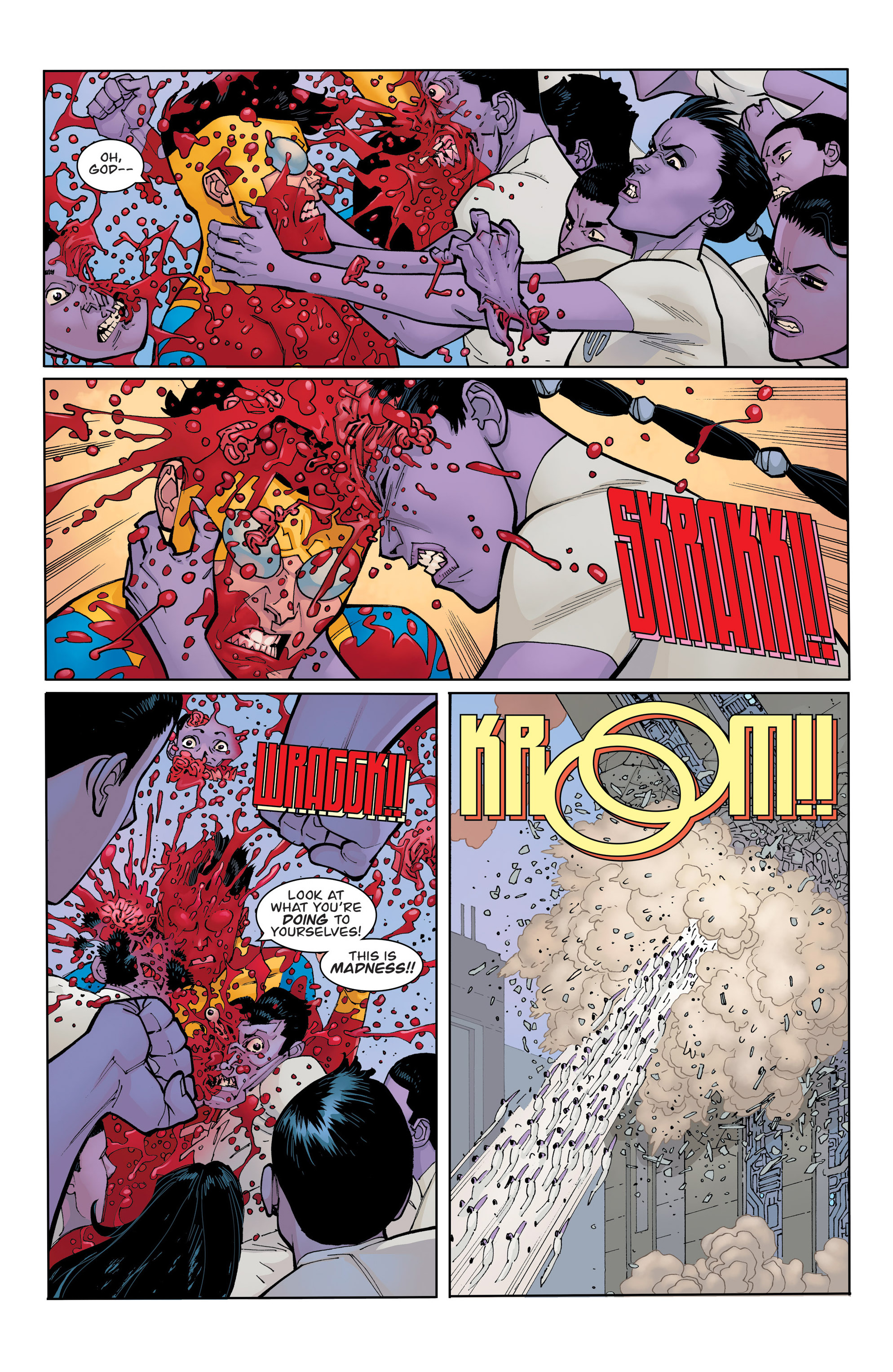 Read online Invincible comic -  Issue #136 - 11