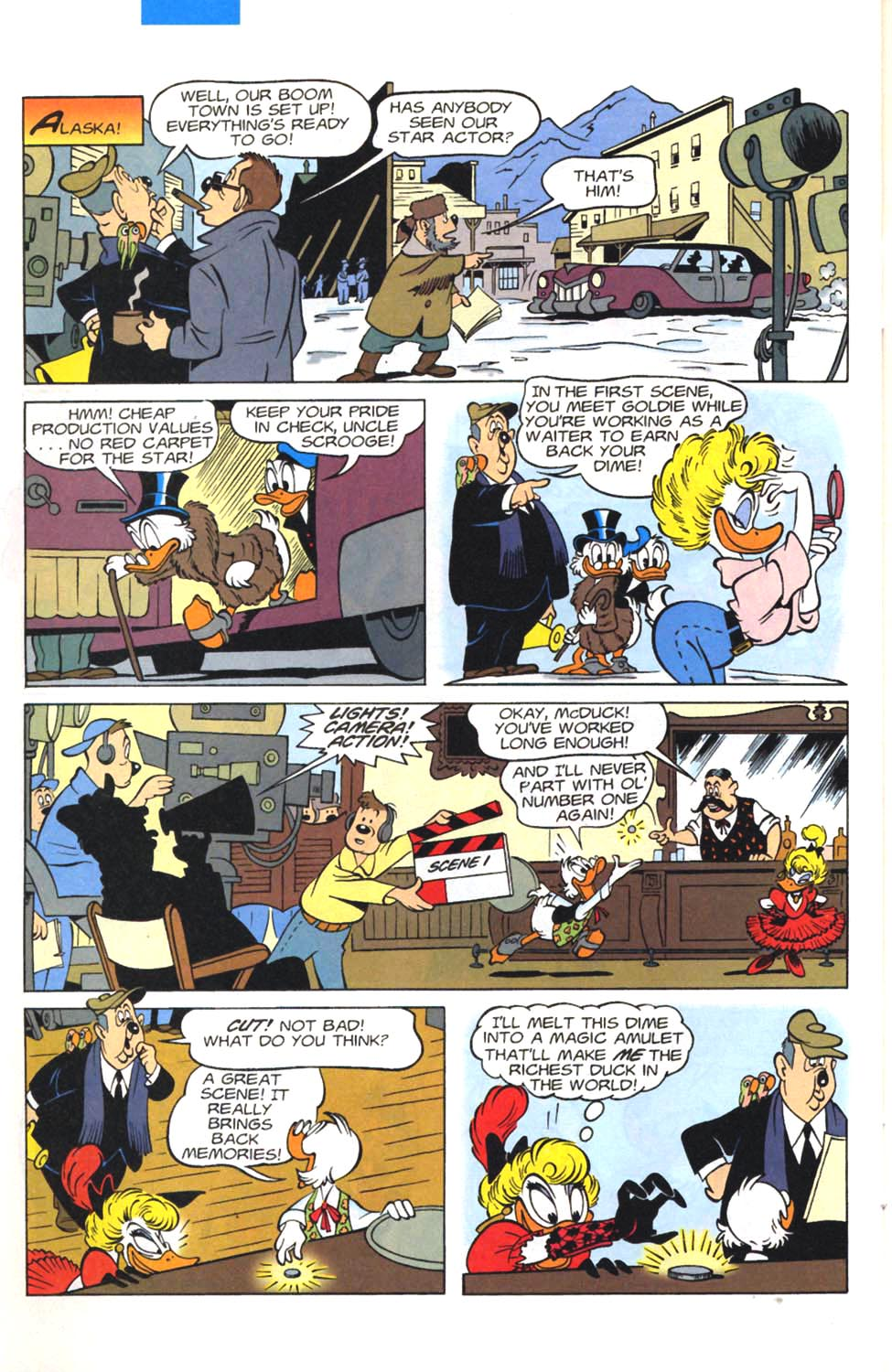 Read online Uncle Scrooge (1953) comic -  Issue #297 - 22