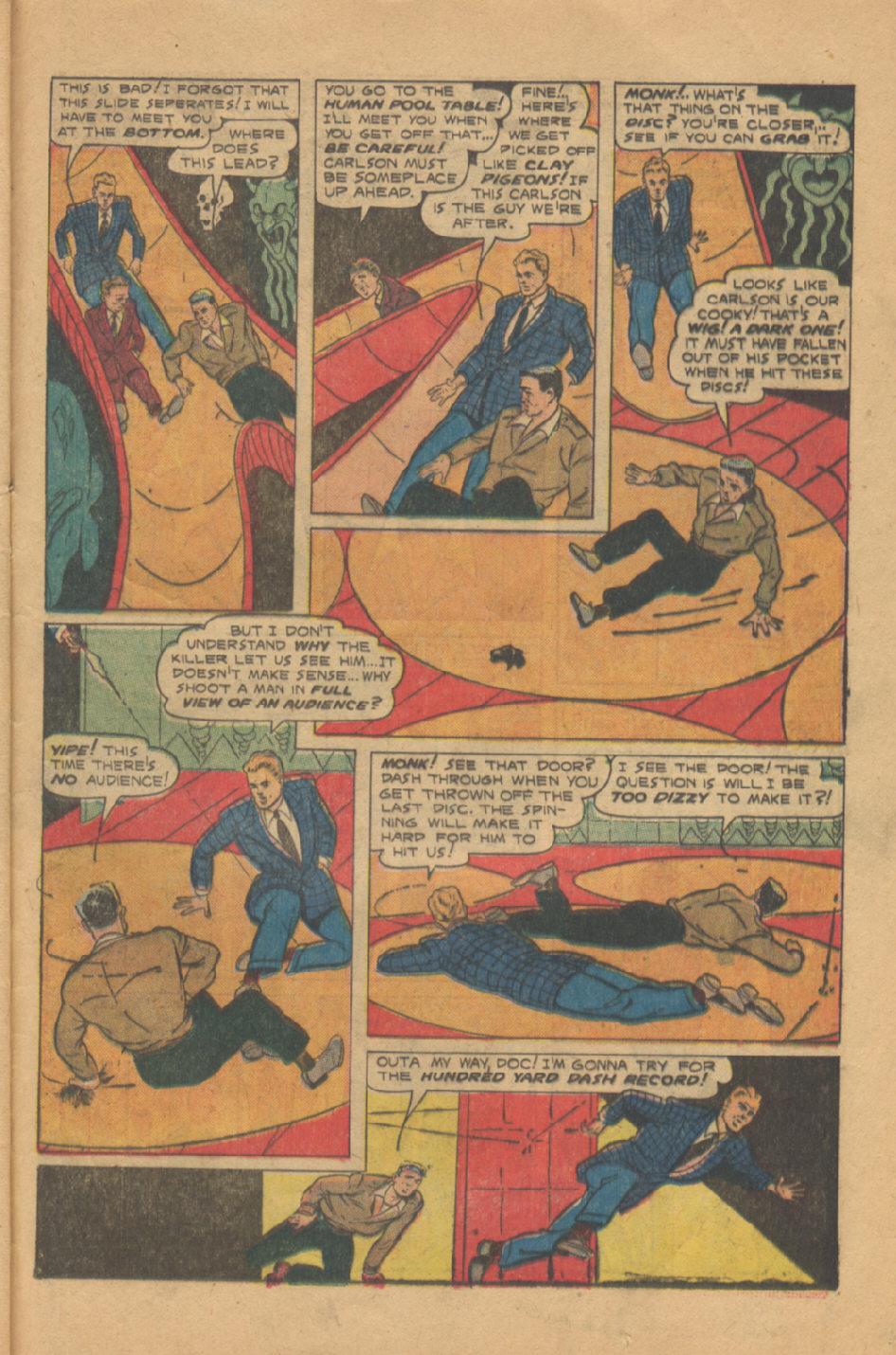 Read online Shadow Comics comic -  Issue #95 - 35