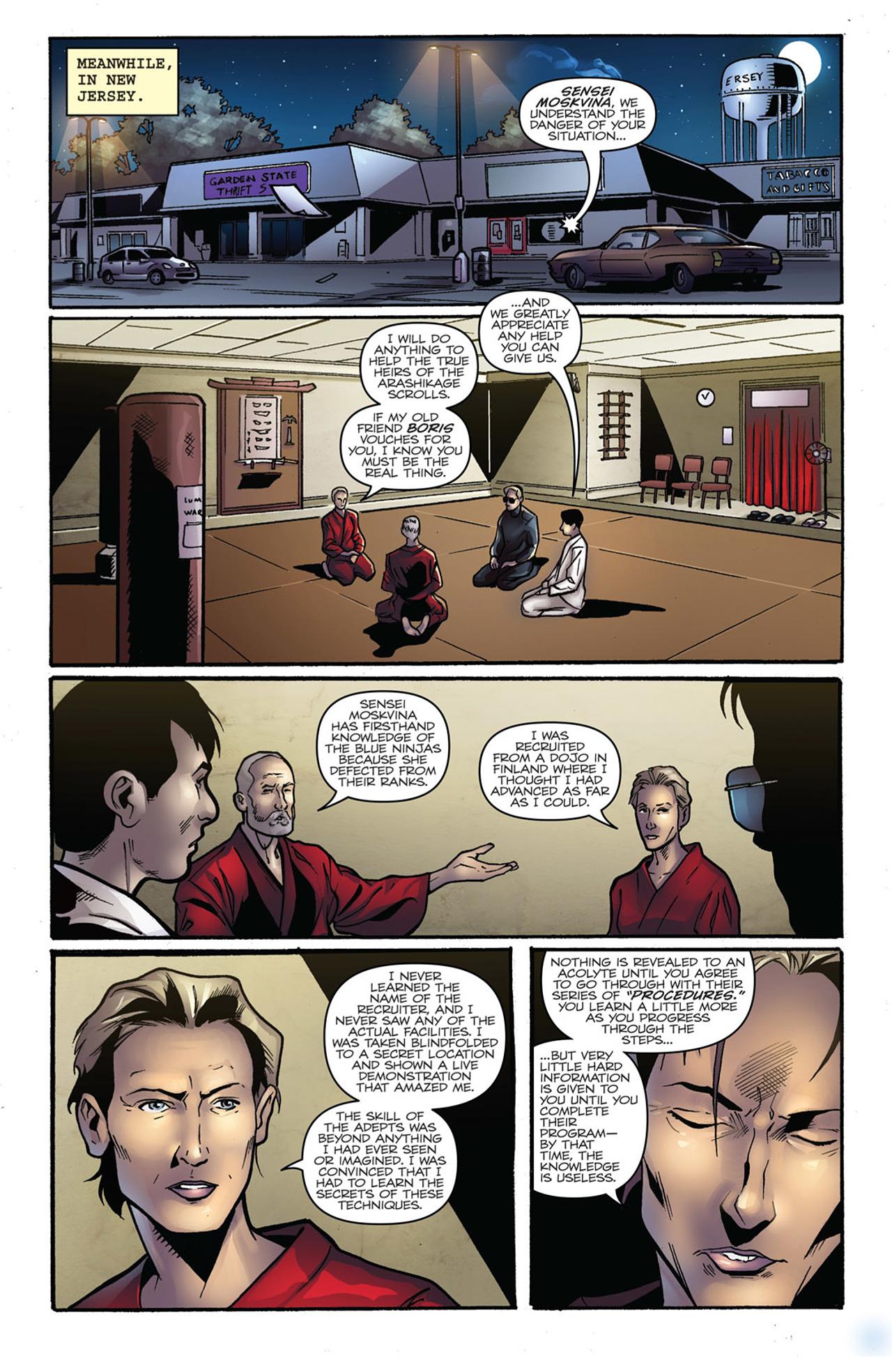G.I. Joe: A Real American Hero 173 Page 19