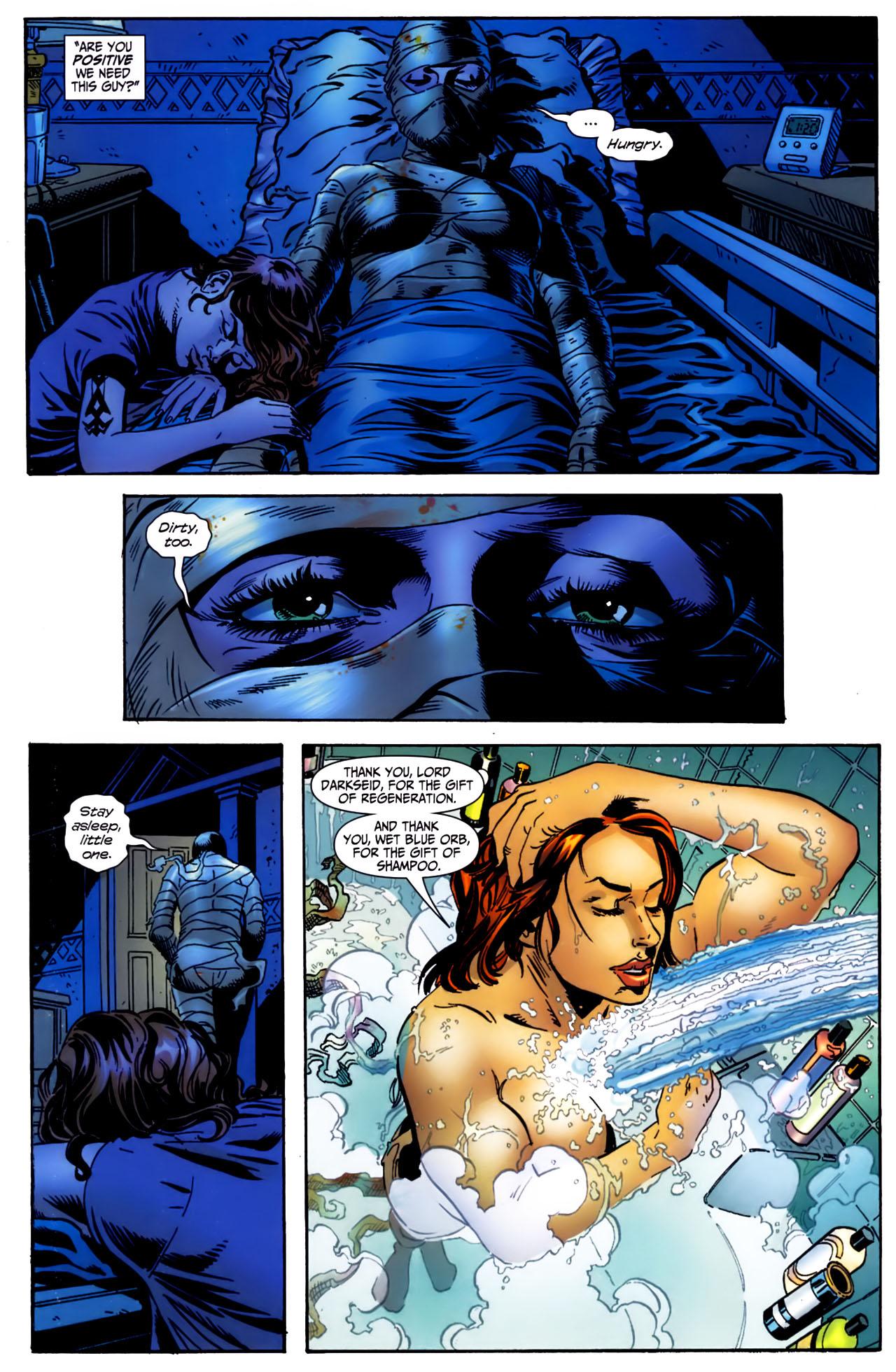 Read online Secret Six (2006) comic -  Issue #3 - 8