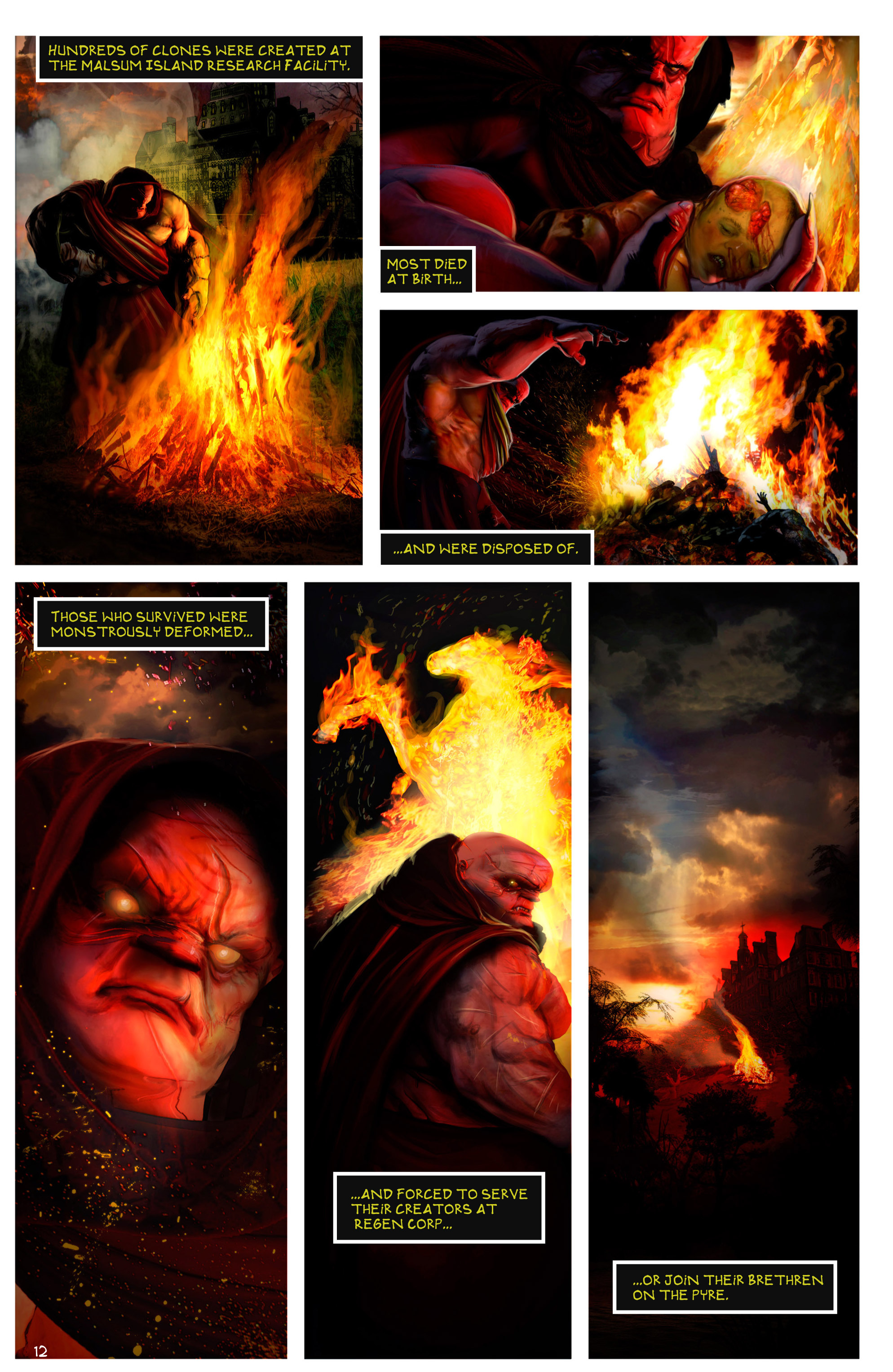 Read online Escape from Jesus Island comic -  Issue #2 - 12