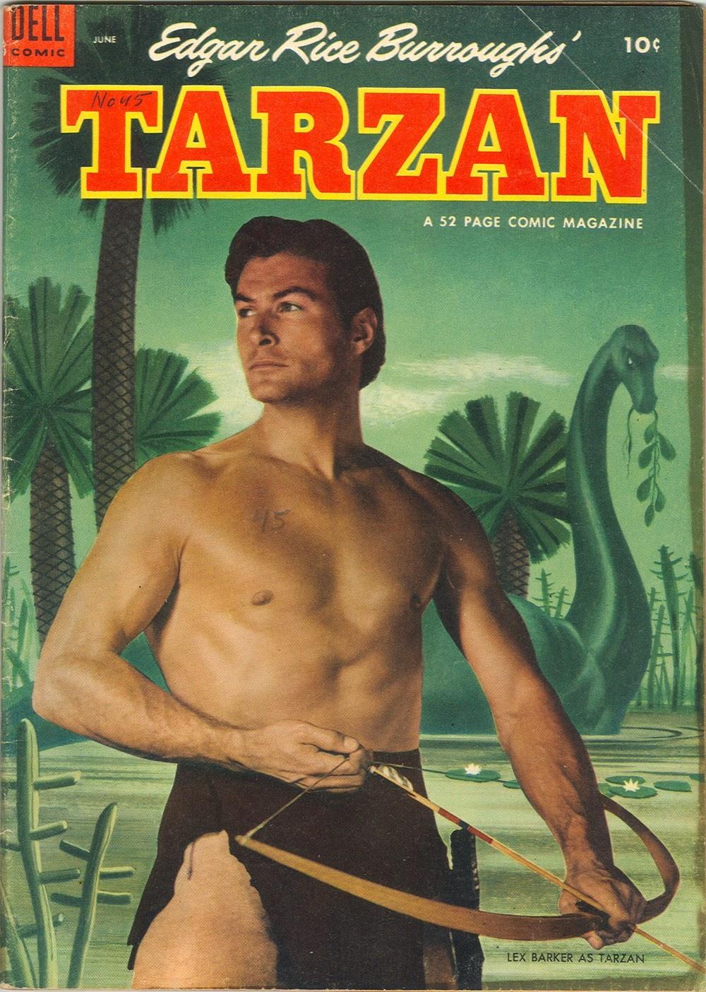 Tarzan (1948) issue 45 - Page 1