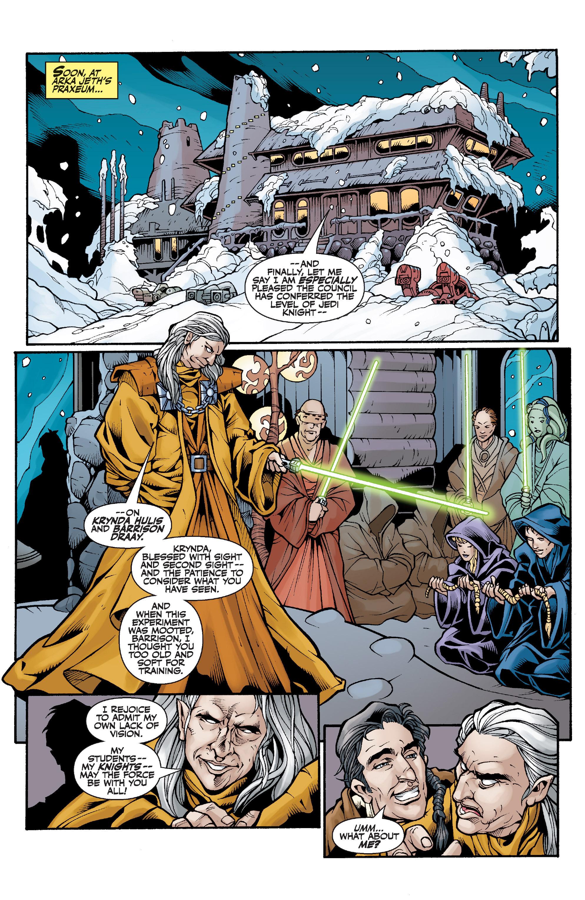 Read online Star Wars Omnibus comic -  Issue # Vol. 32 - 334
