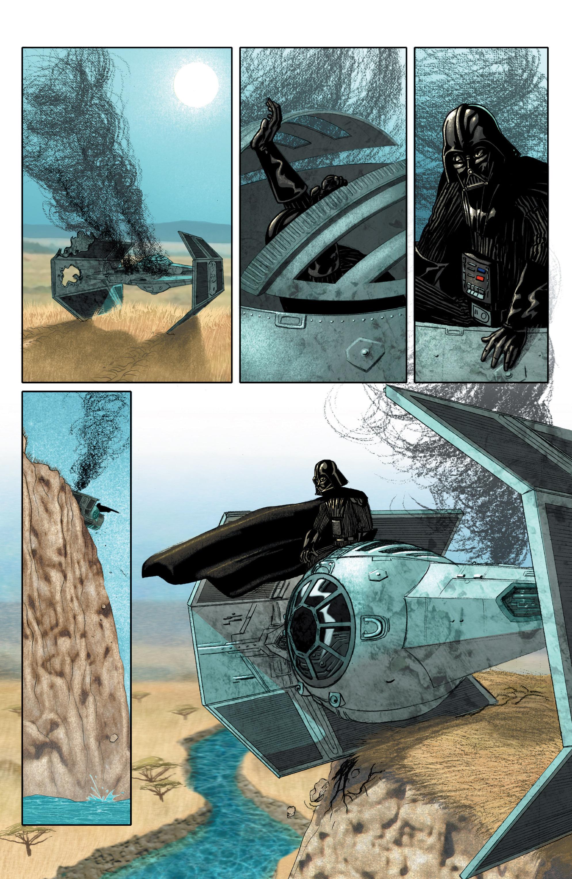 Read online Star Wars Omnibus comic -  Issue # Vol. 17 - 223