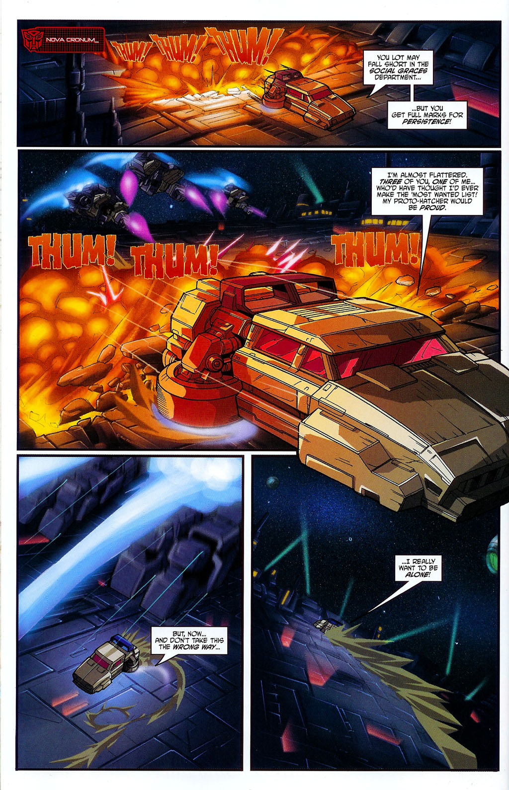 """Read online Transformers War Within: """"The Age of Wrath"""" comic -  Issue #2 - 15"""