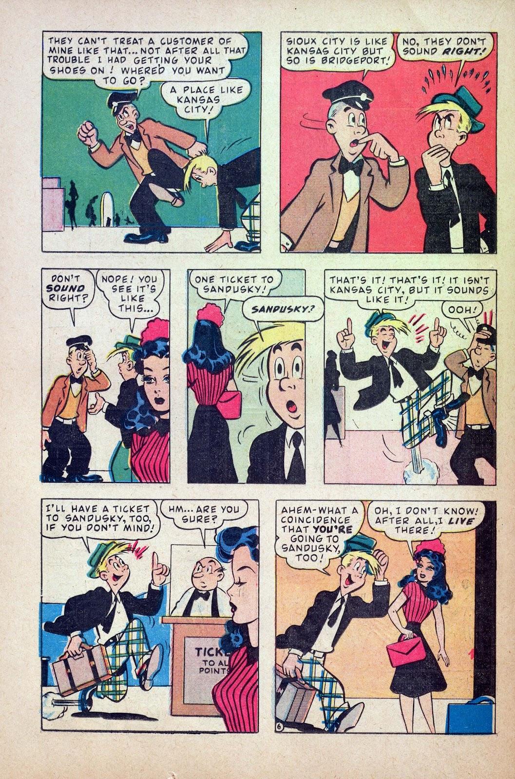 Read online Joker Comics comic -  Issue #32 - 24