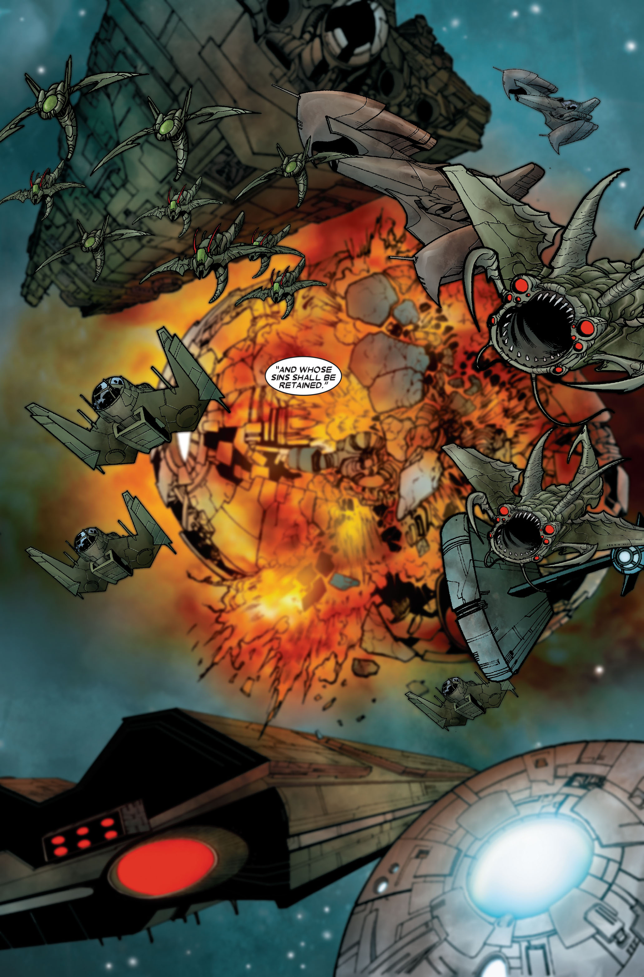 Read online Annihilation: Prologue comic -  Issue #Annihilation: Prologue Full - 8